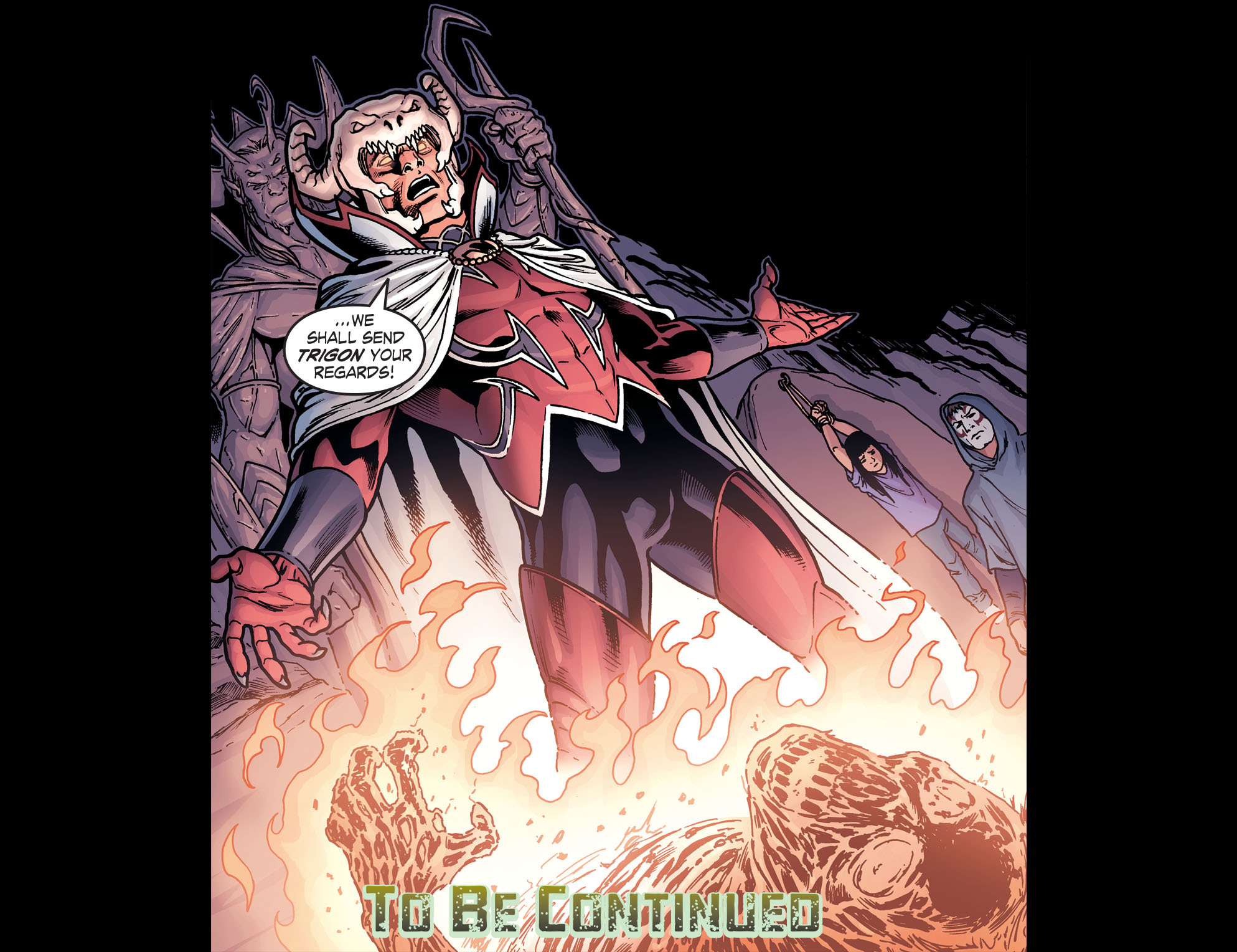 Read online Smallville: Harbinger comic -  Issue #2 - 22