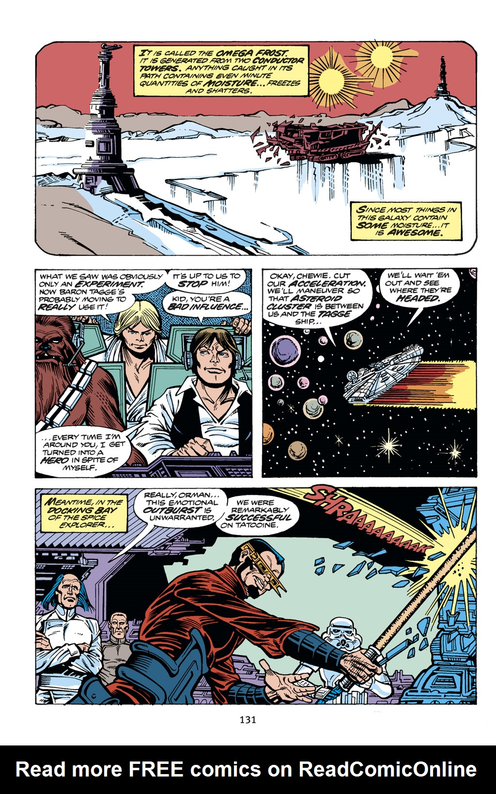Read online Star Wars Omnibus comic -  Issue # Vol. 14 - 131