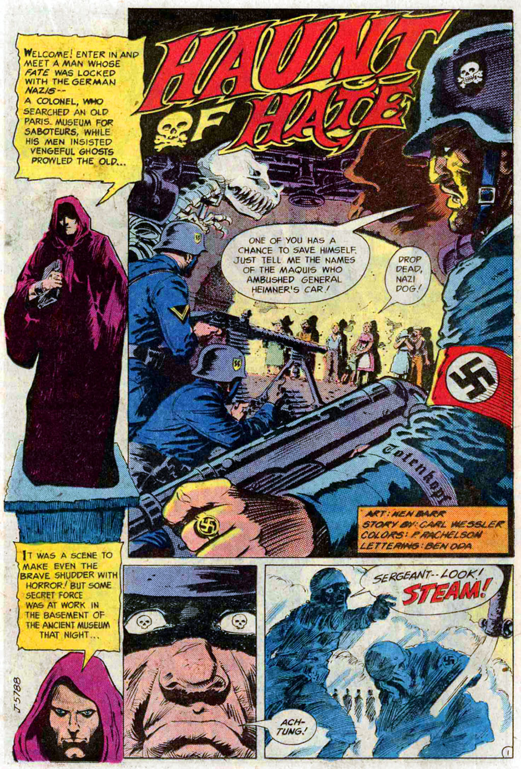Read online Secrets of Haunted House comic -  Issue #34 - 15