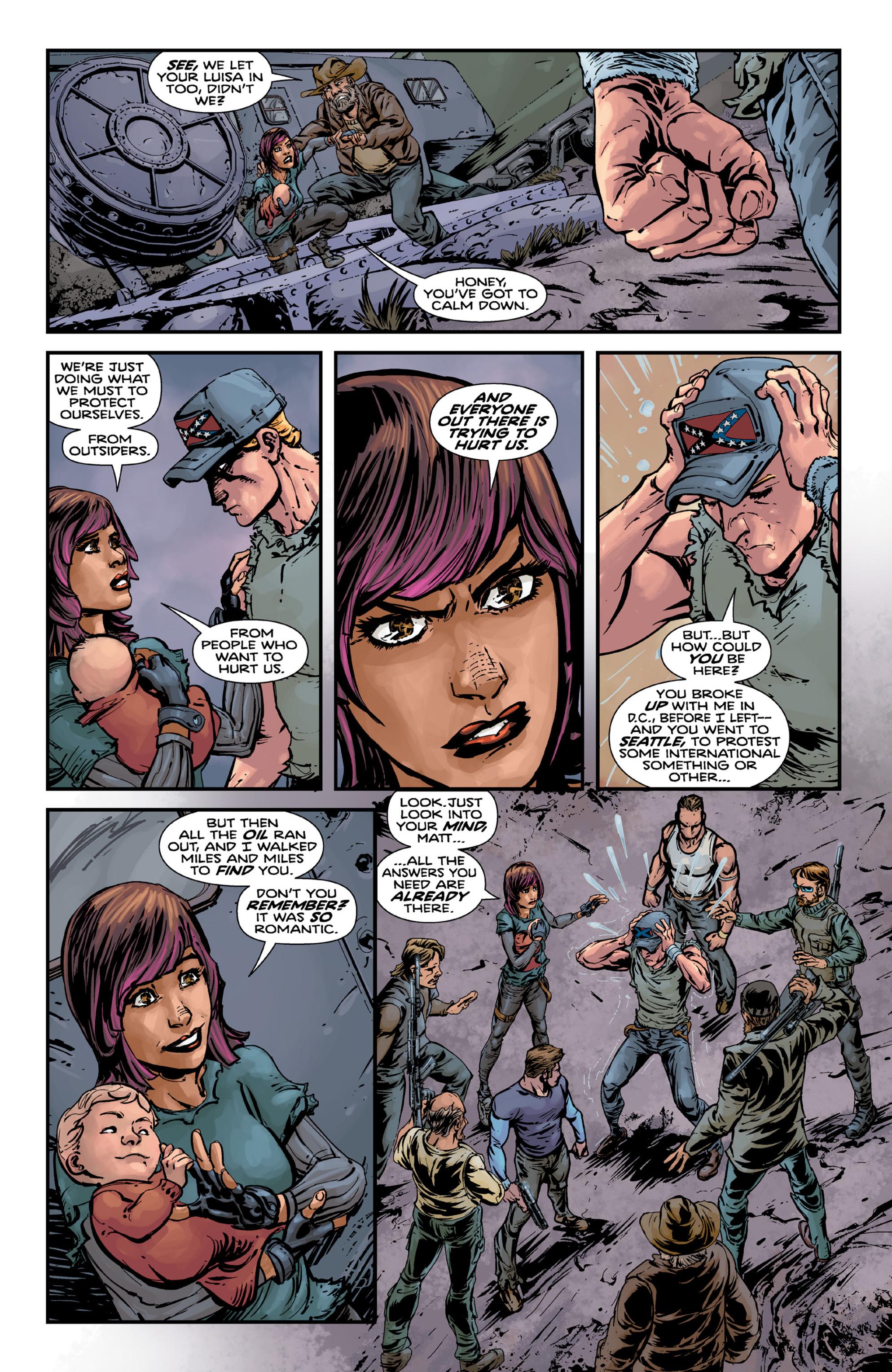 Read online Brain Boy:  The Men from G.E.S.T.A.L.T. comic -  Issue # TPB - 63