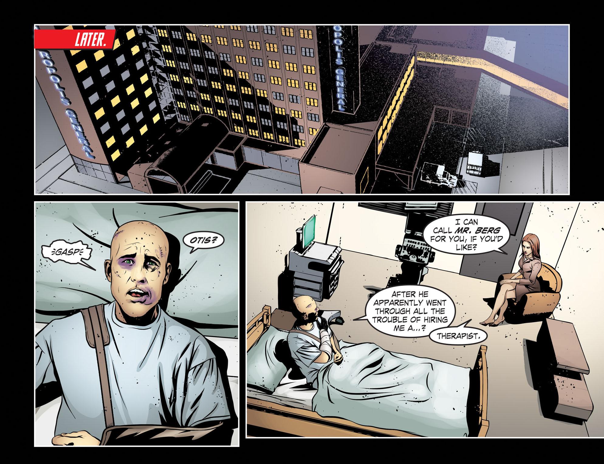 Read online Smallville: Season 11 comic -  Issue #55 - 3