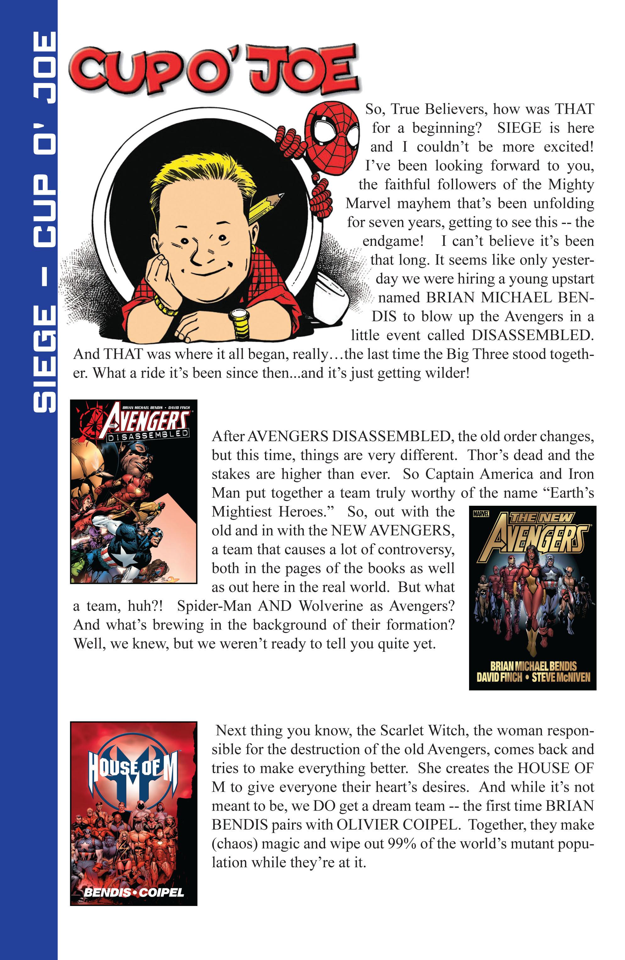 Read online Siege (2010) comic -  Issue #1 - 25