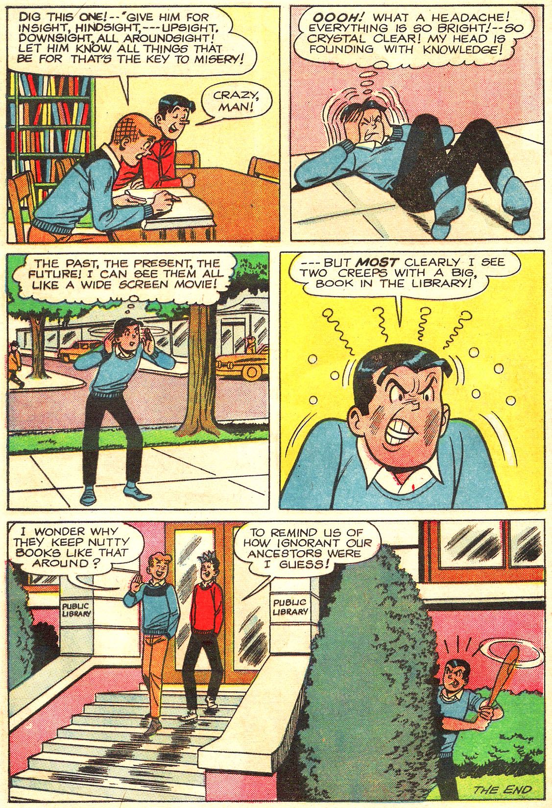 Read online Archie (1960) comic -  Issue #160 - 16