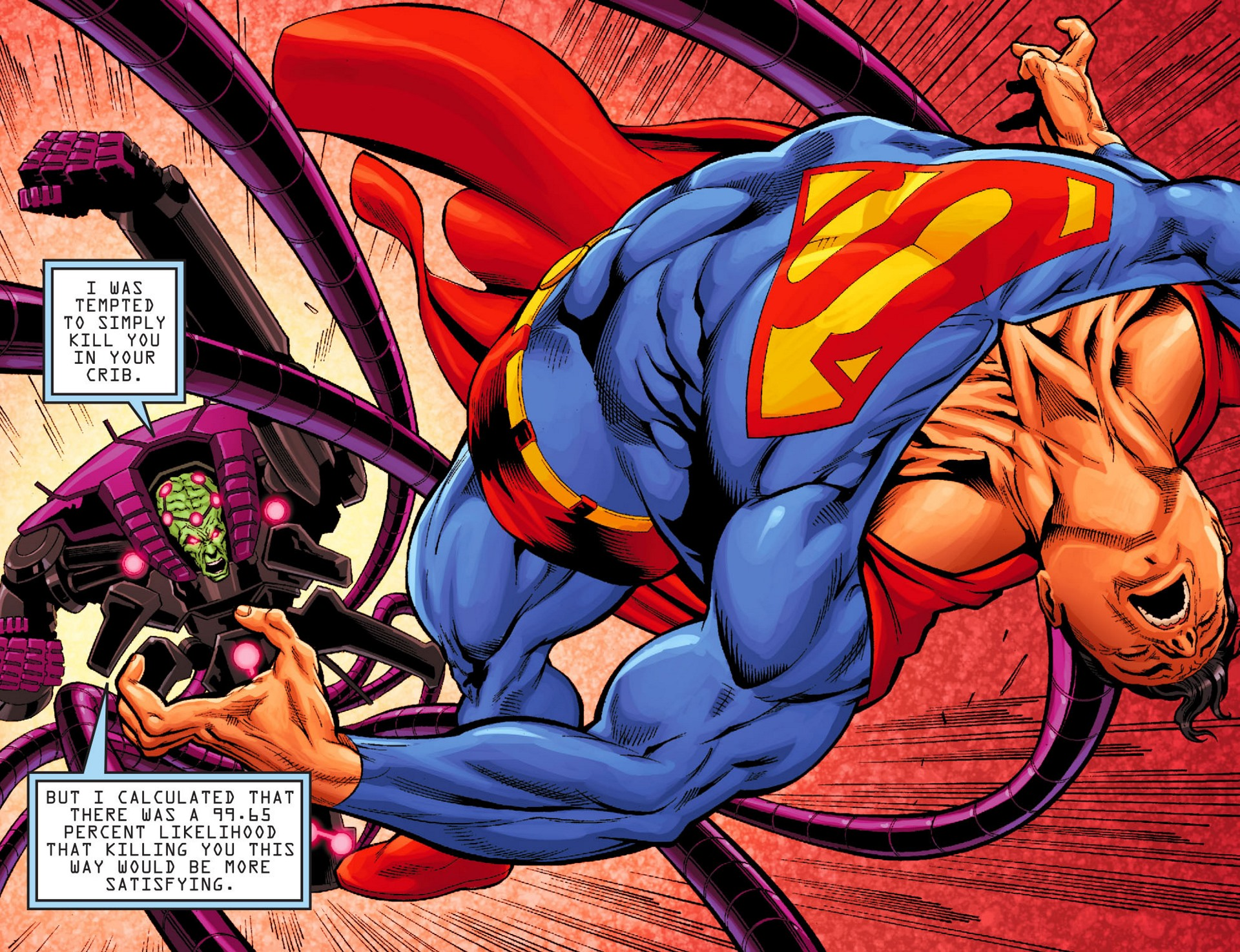 Read online Adventures of Superman [I] comic -  Issue #24 - 10
