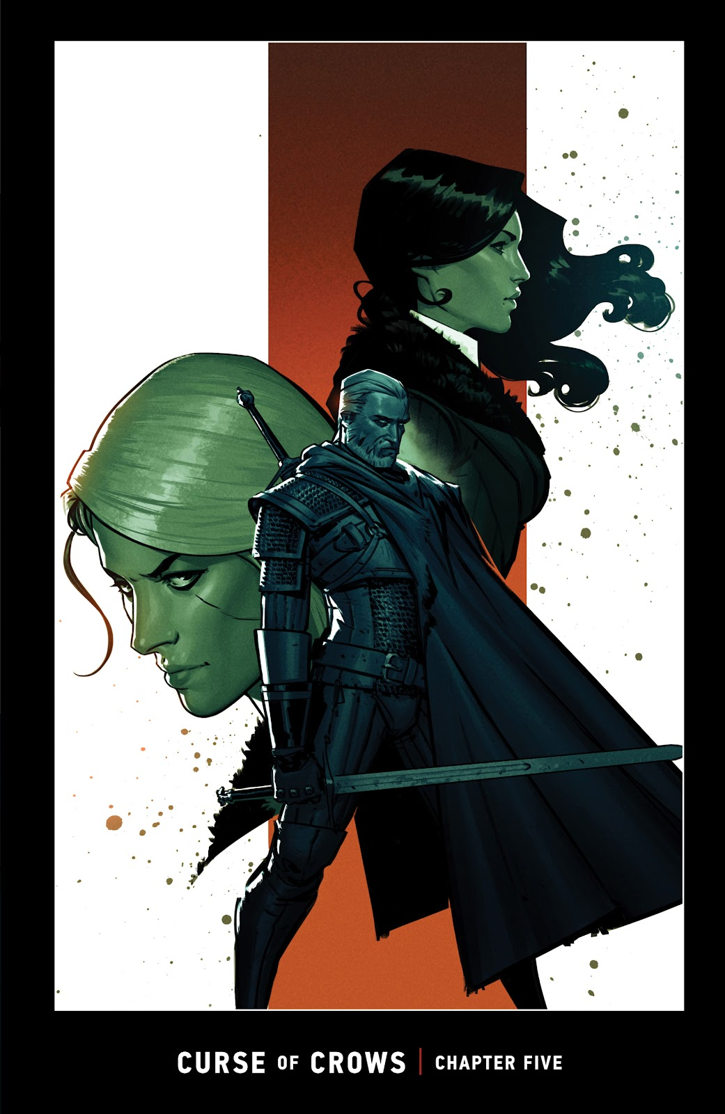 Read online The Witcher Omnibus comic -  Issue # TPB (Part 4) - 92