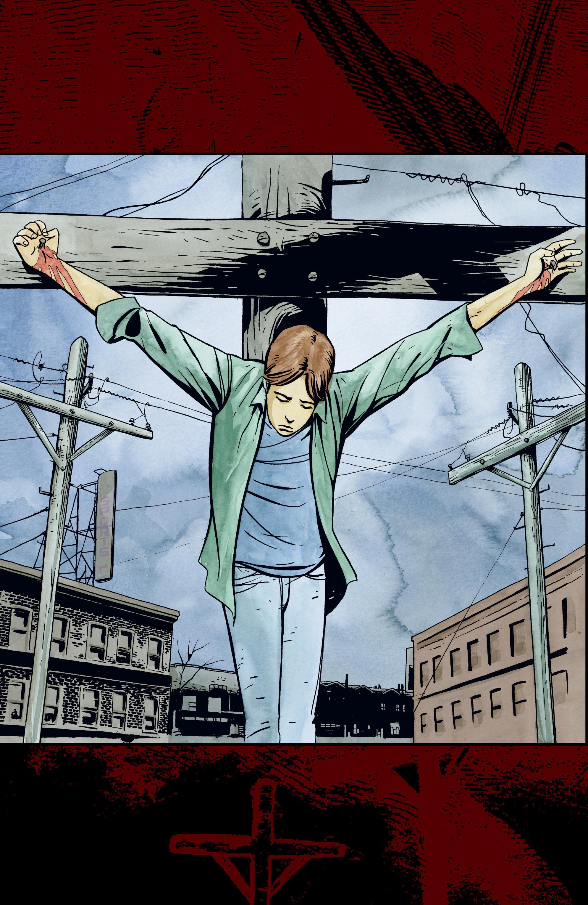 Read online American Jesus comic -  Issue # TPB - 6