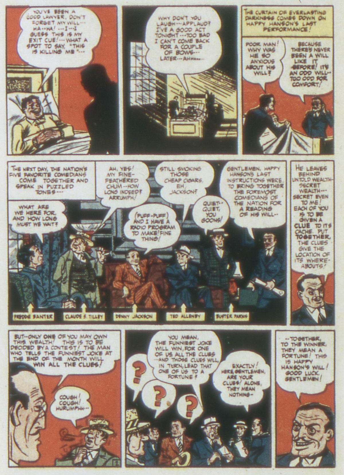 Detective Comics (1937) 62 Page 3