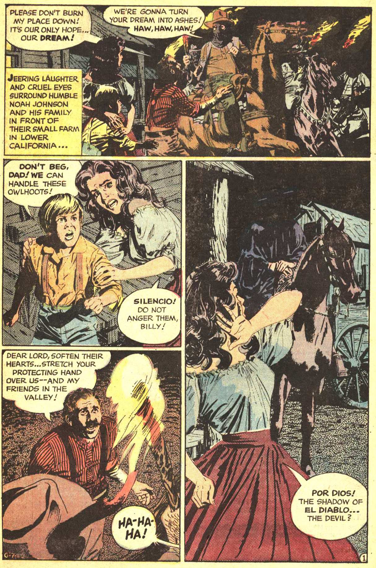 Read online All-Star Western (1970) comic -  Issue #4 - 18