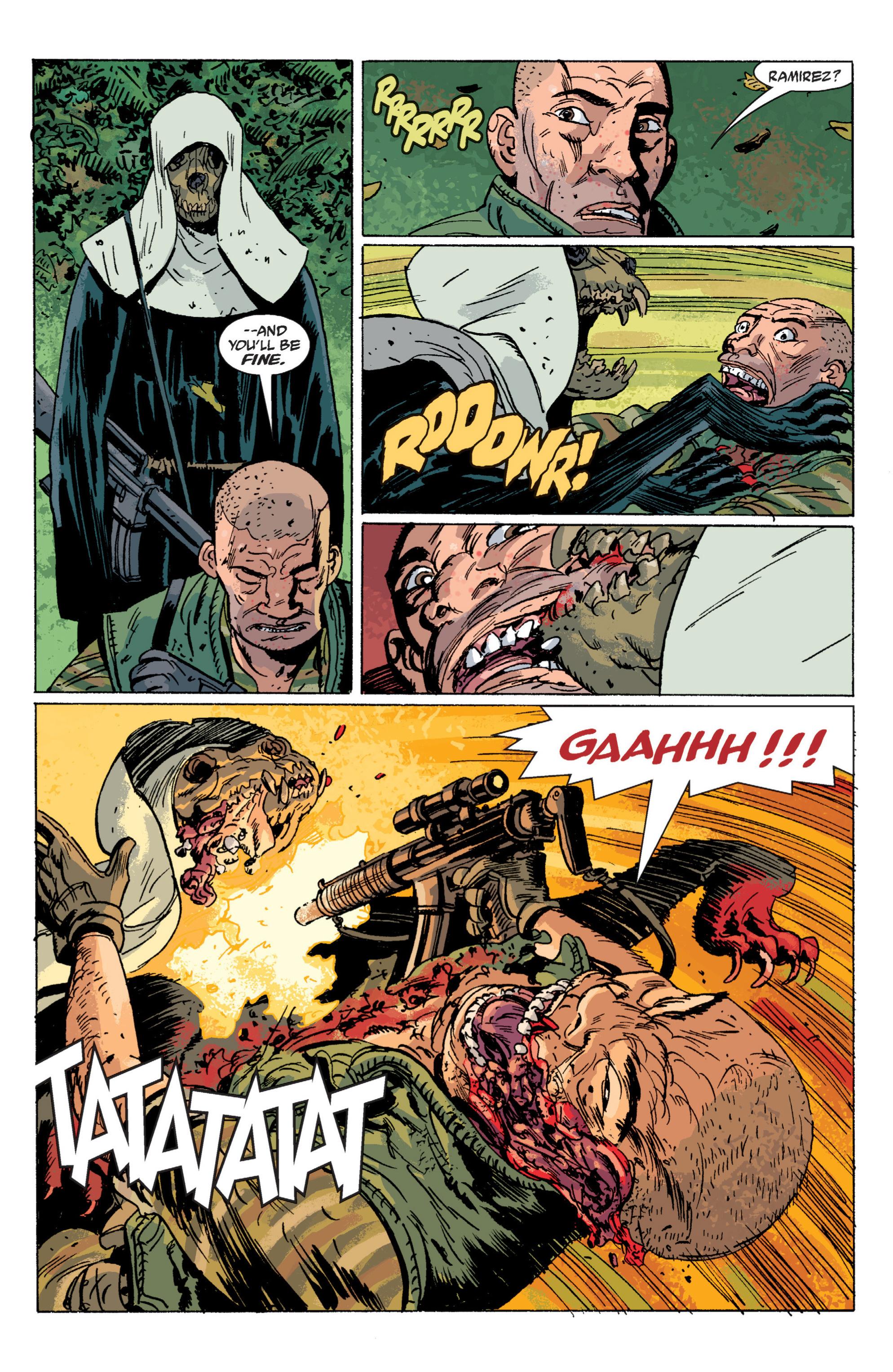 Read online B.P.R.D. (2003) comic -  Issue # TPB 6 - 52