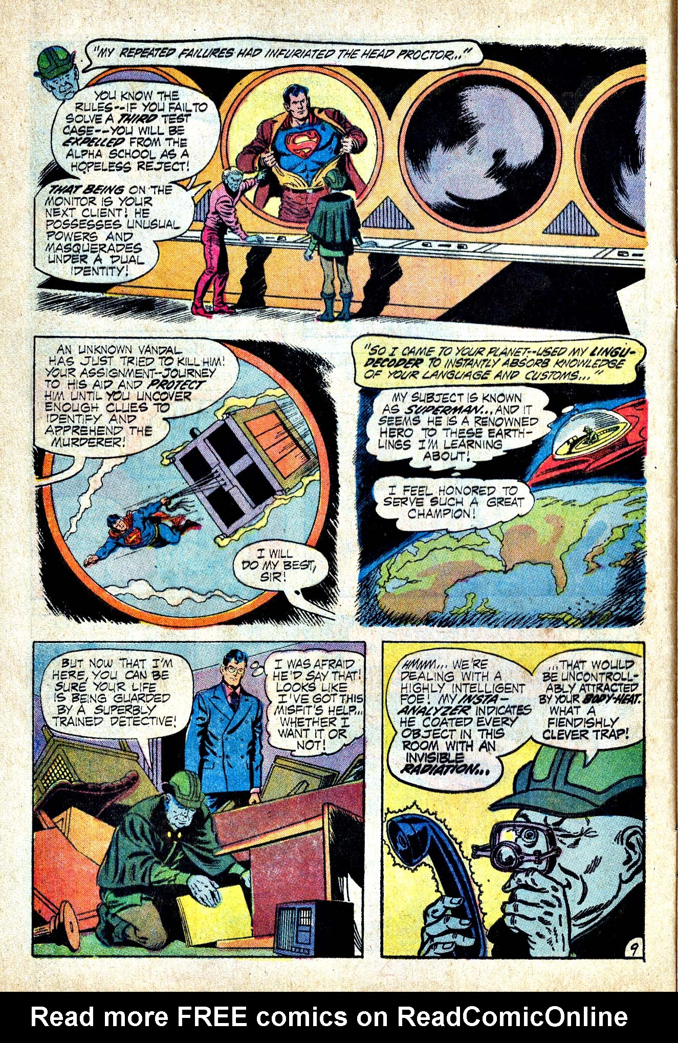 Action Comics (1938) 409 Page 12