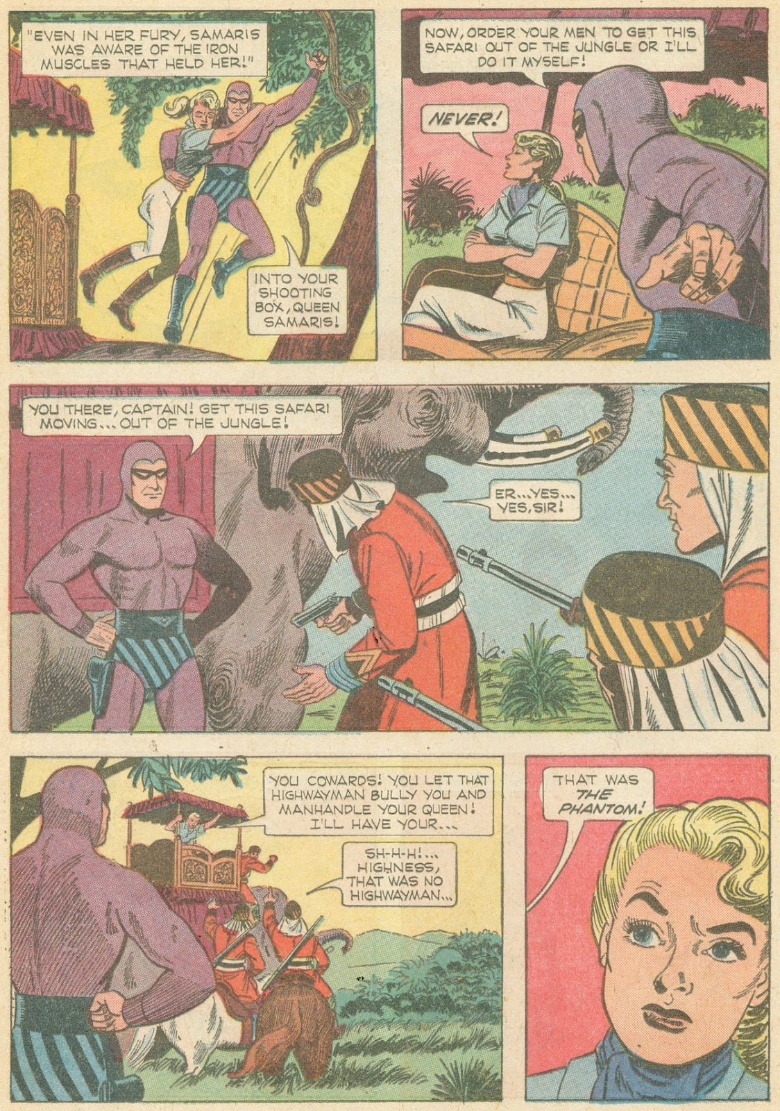 The Phantom (1962) issue 17 - Page 12