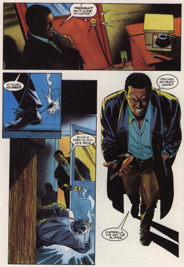 Read online Shadowman (1992) comic -  Issue #36 - 14