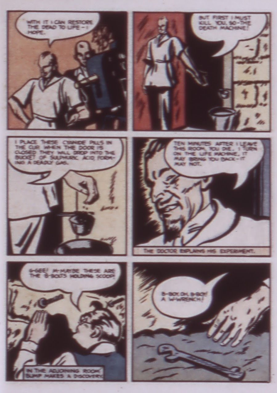 Read online WHIZ Comics comic -  Issue #1 - 45