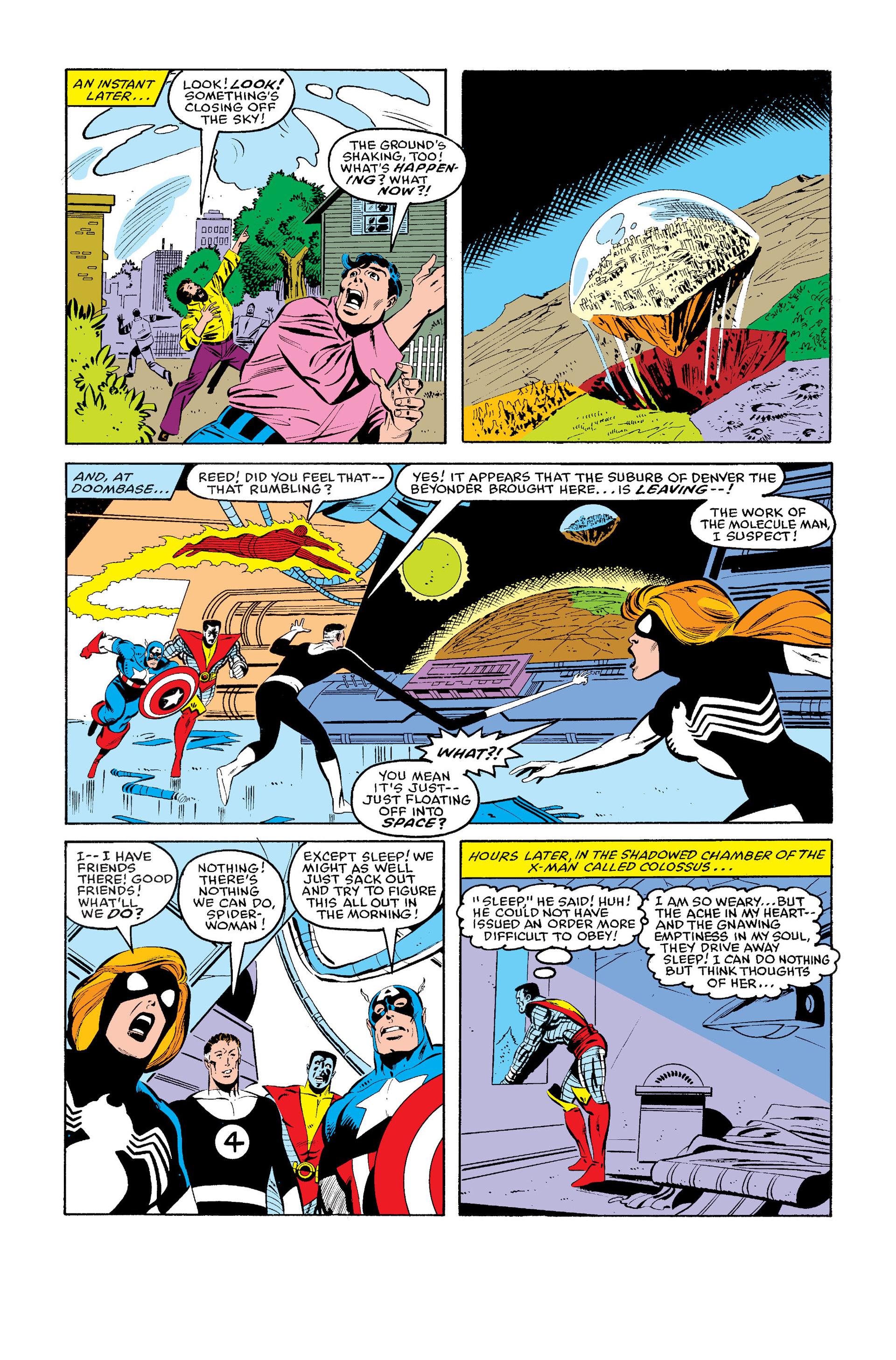 Read online Secret Wars (1985) comic -  Issue #11 - 10