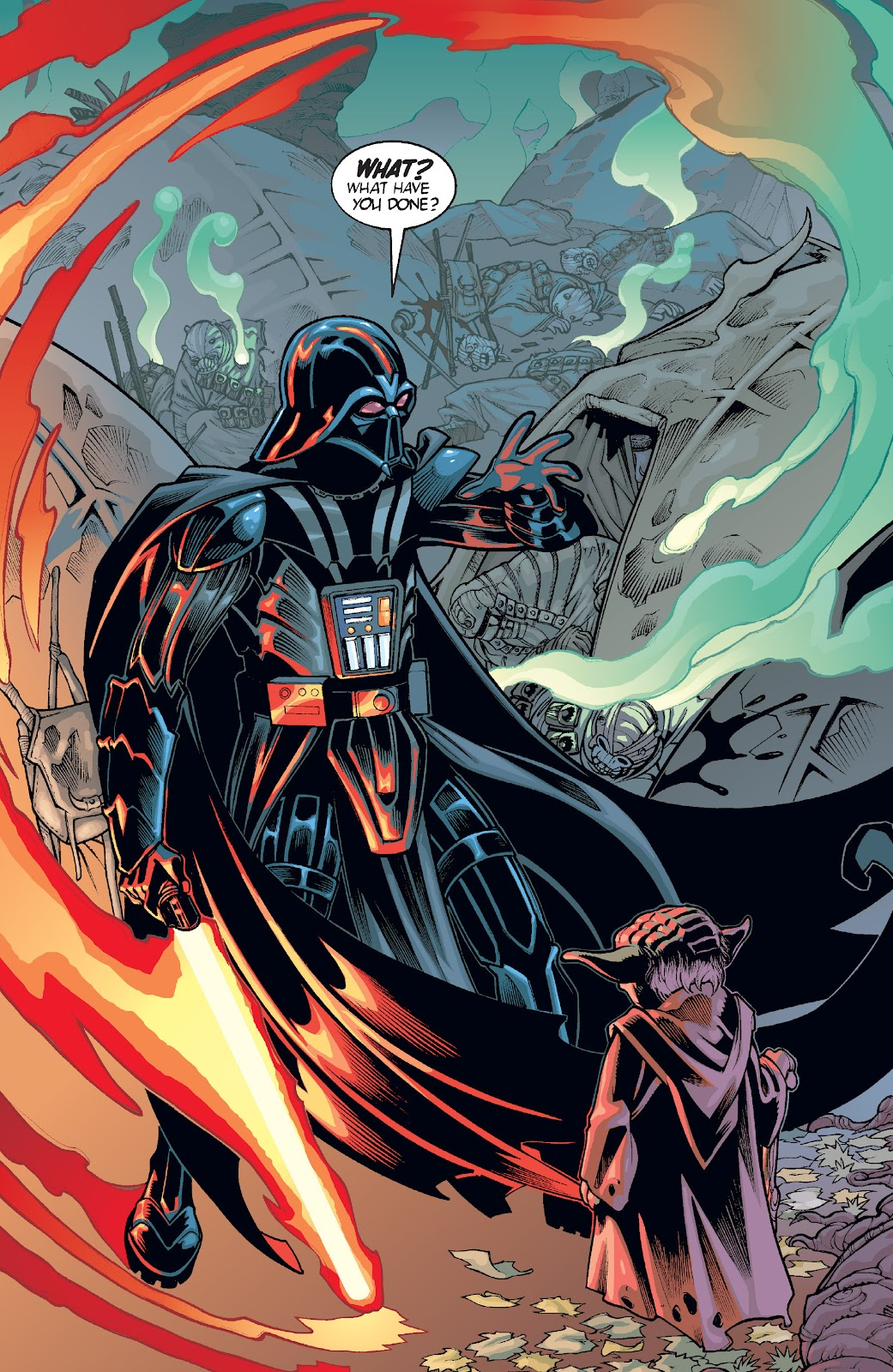 Read online Star Wars Legends: Infinities - Epic Collection comic -  Issue # TPB (Part 2) - 78