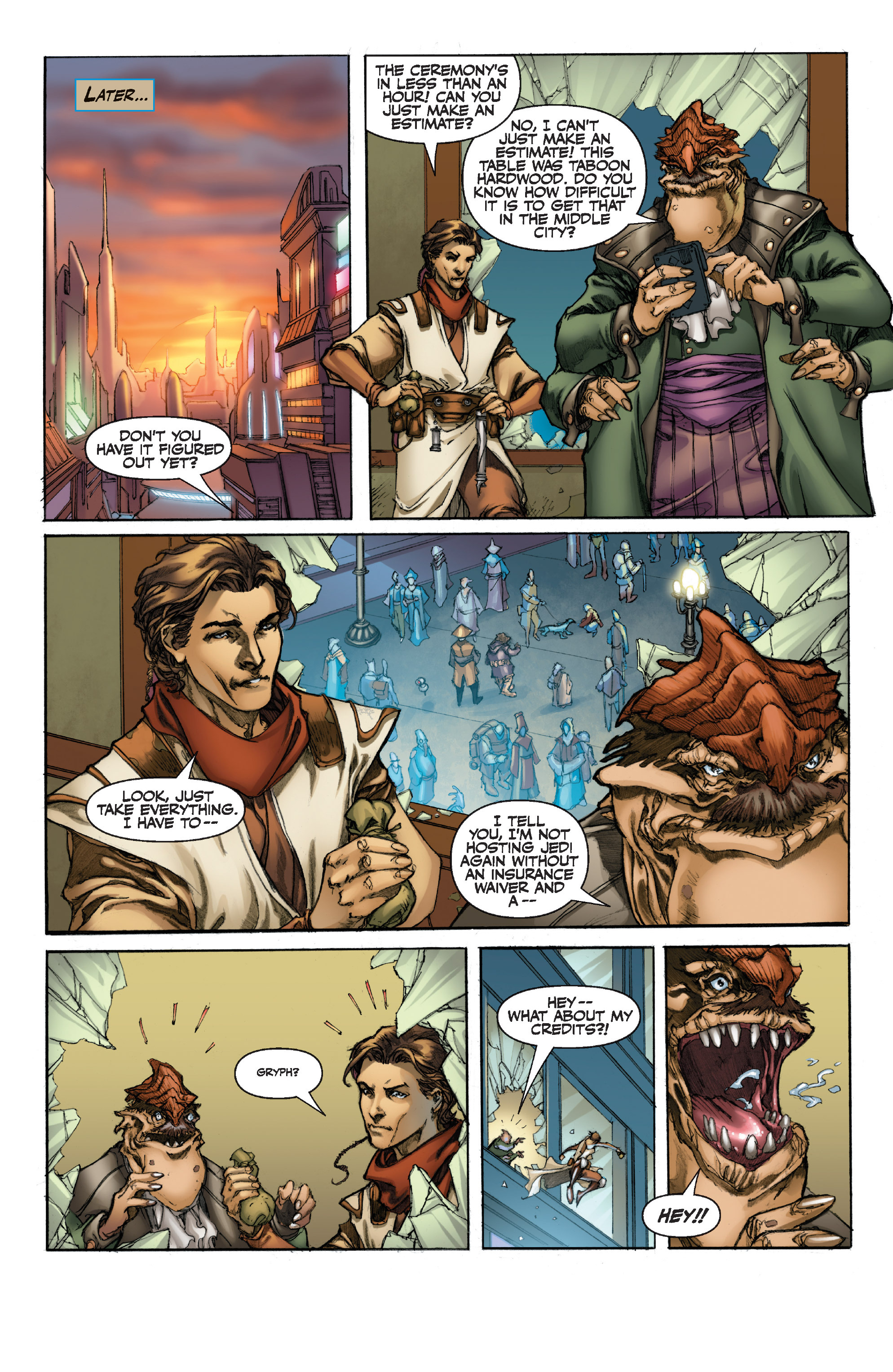 Read online Star Wars Omnibus comic -  Issue # Vol. 29 - 29