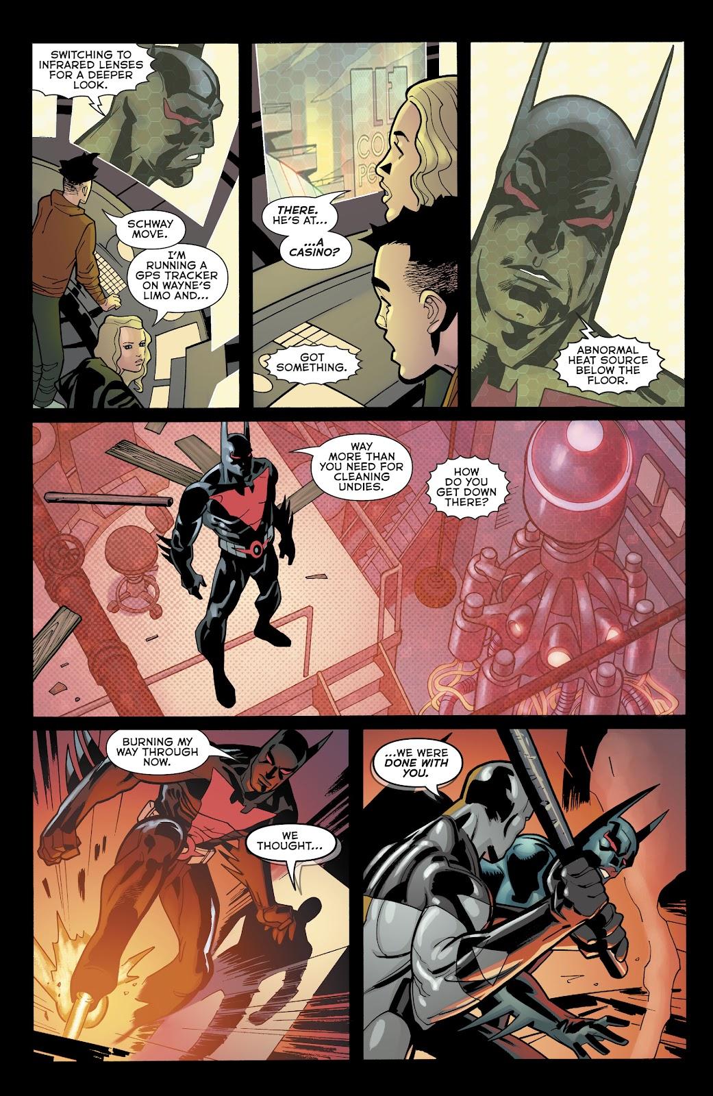 Read online Batman Beyond (2016) comic -  Issue #32 - 15