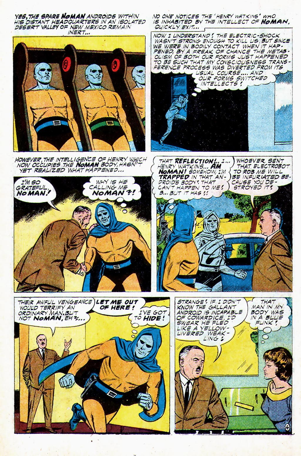 T.H.U.N.D.E.R. Agents (1965) issue 13 - Page 15