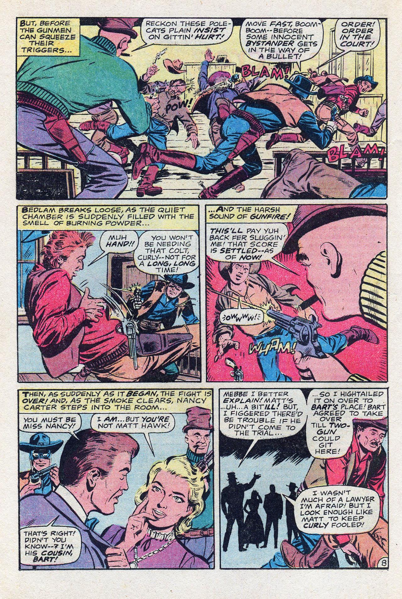 Read online Two-Gun Kid comic -  Issue #128 - 16