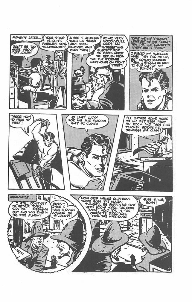 Read online Men of Mystery Comics comic -  Issue #18 - 25