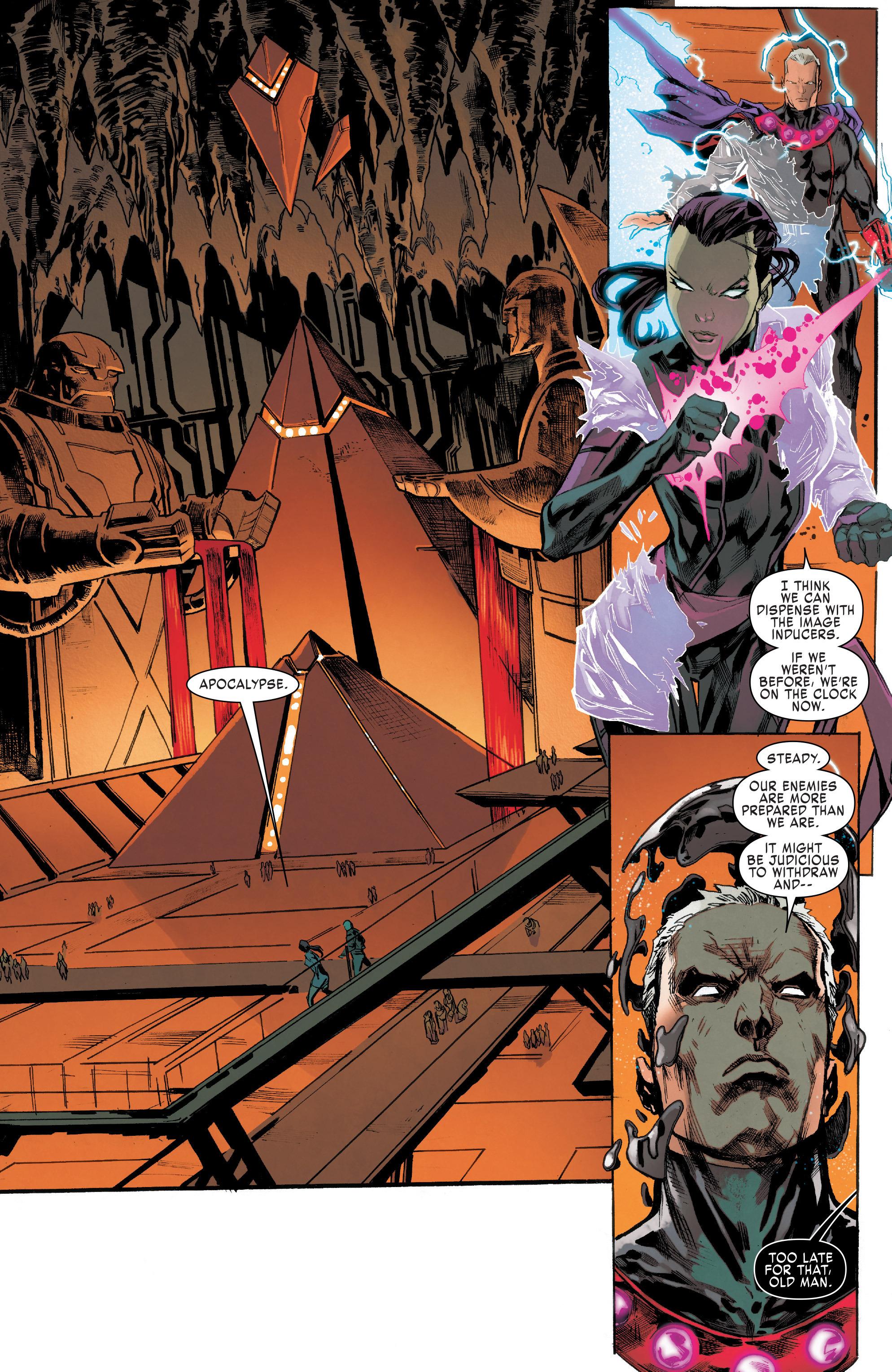 Read online Uncanny X-Men (2016) comic -  Issue #7 - 15