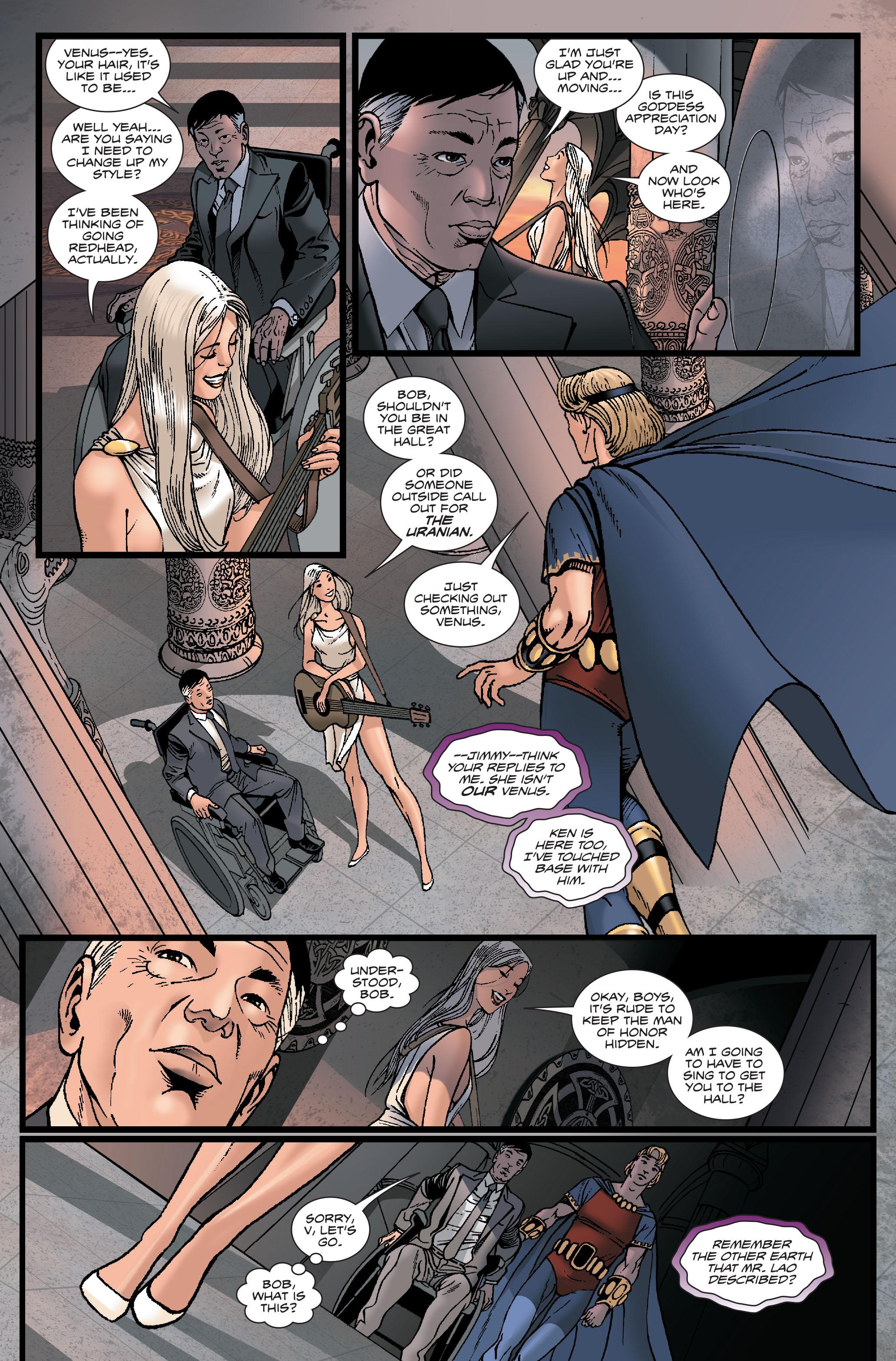 Read online Atlas comic -  Issue #4 - 21