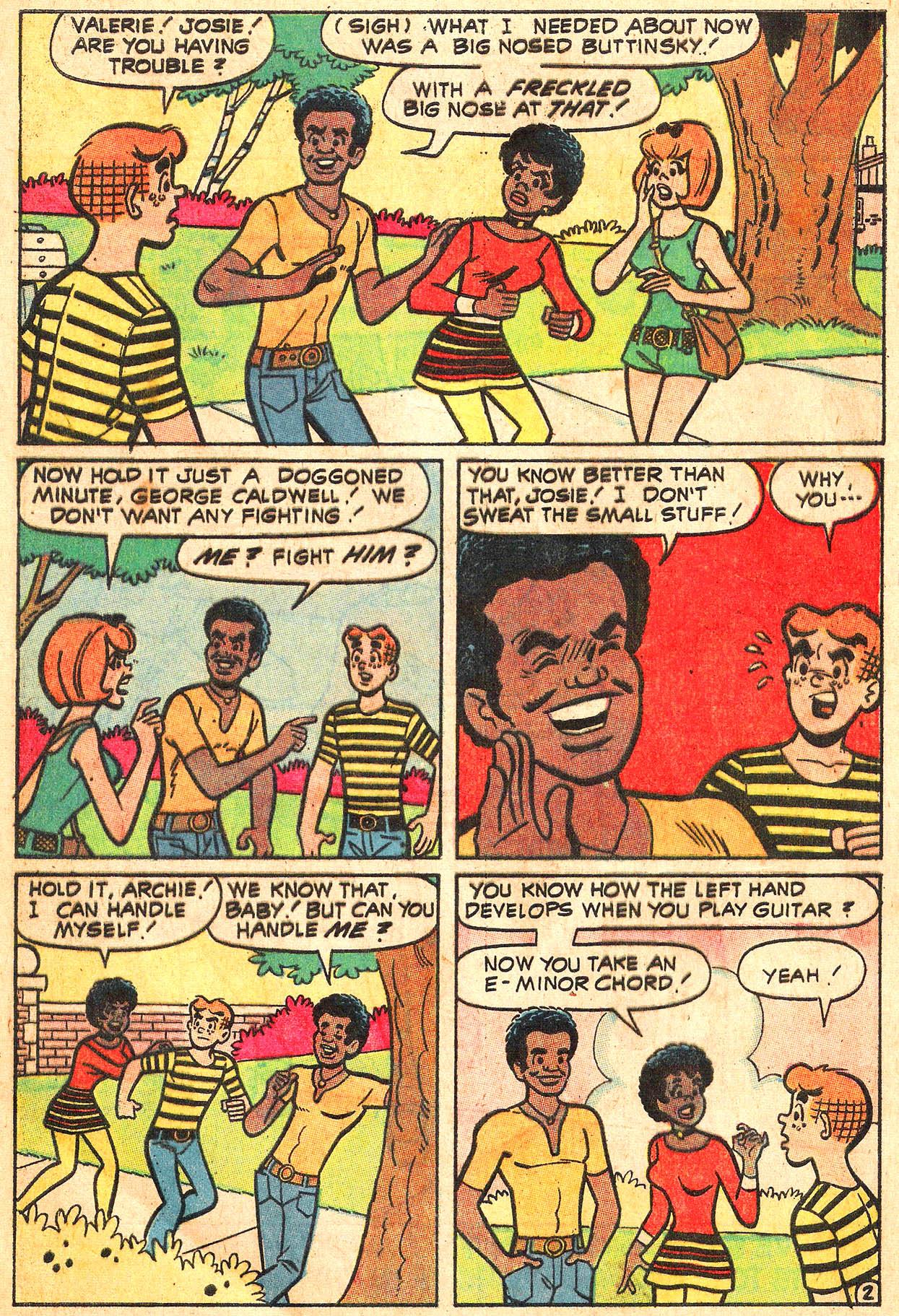 Read online She's Josie comic -  Issue #59 - 22