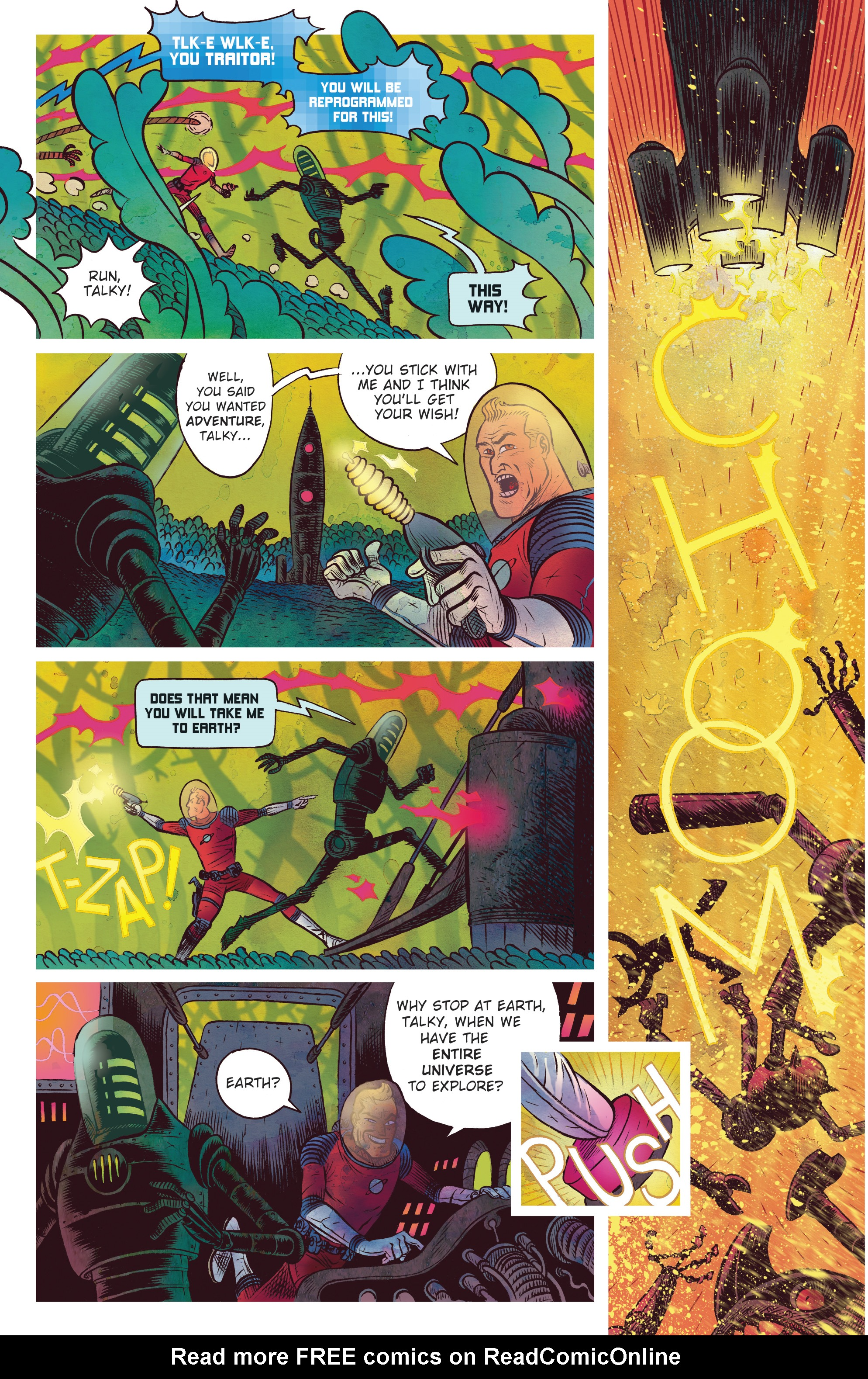 Read online Black Hammer comic -  Issue #9 - 21