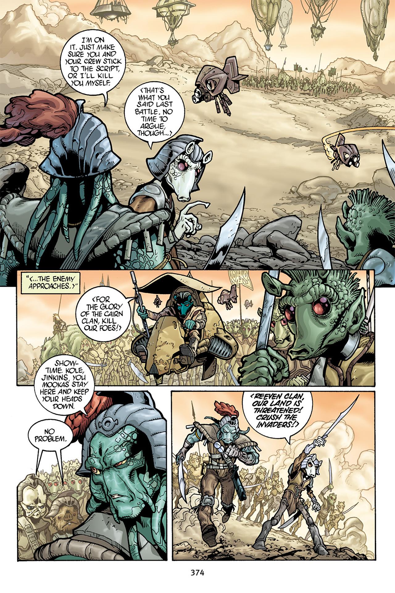 Read online Star Wars Omnibus comic -  Issue # Vol. 10 - 367