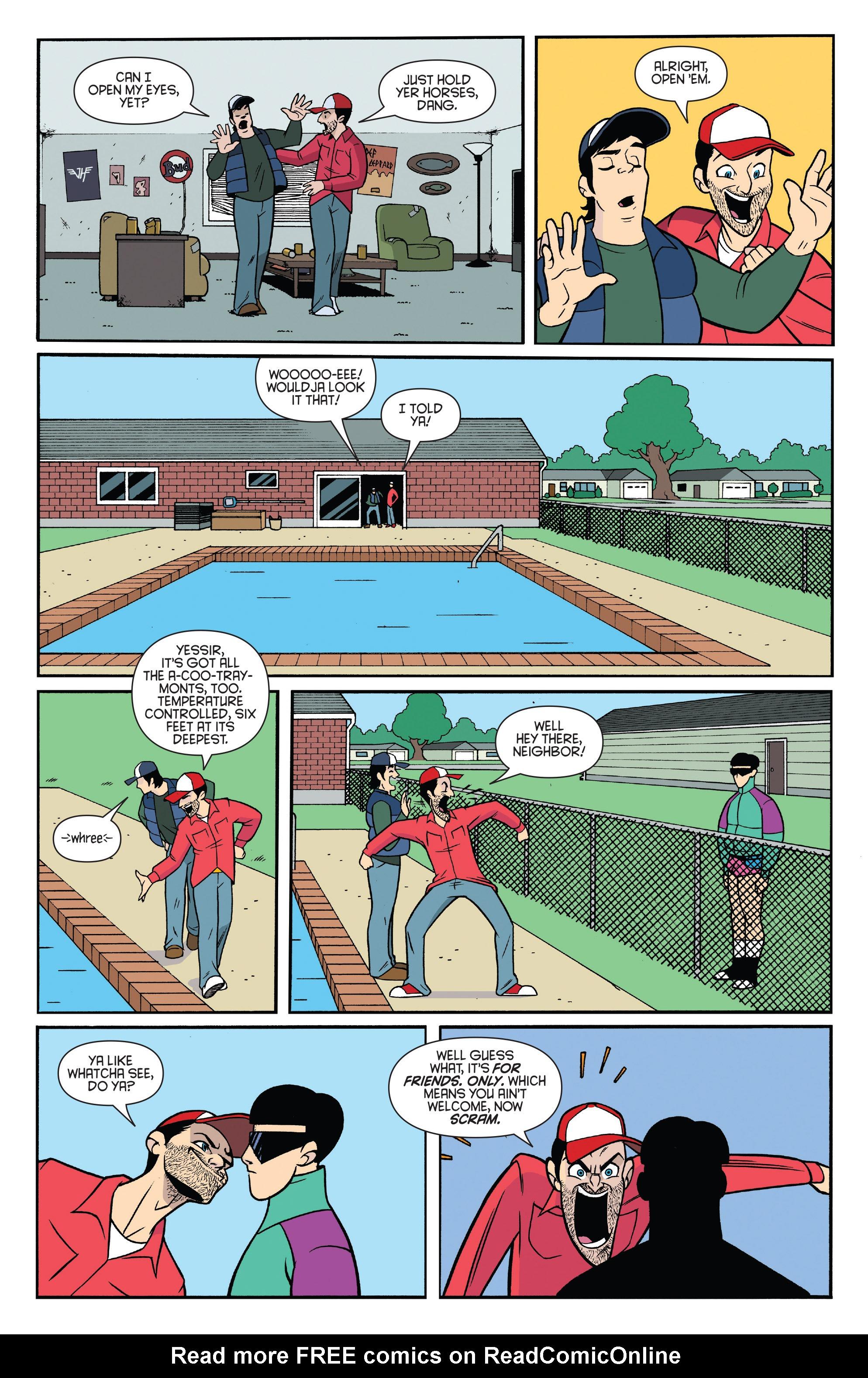 Read online Smosh comic -  Issue #2 - 24