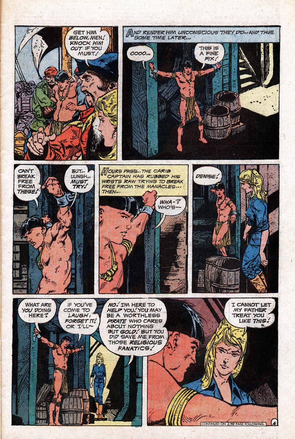 Read online Adventure Comics (1938) comic -  Issue #427 - 27