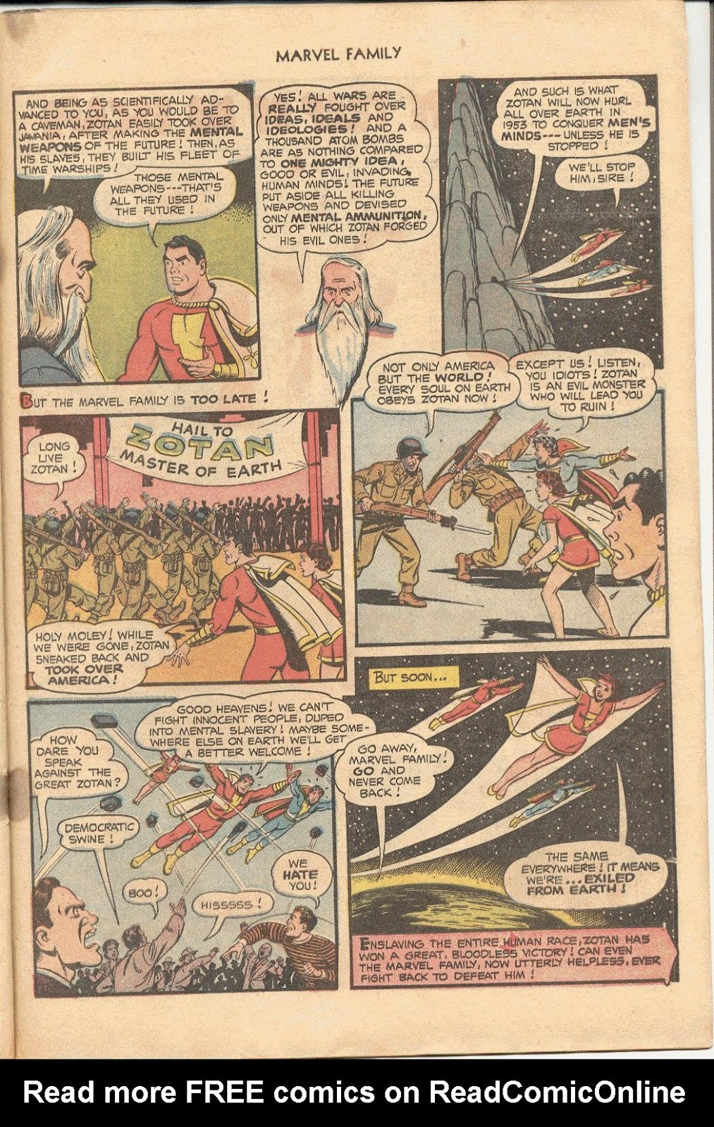 The Marvel Family issue 88 - Page 23