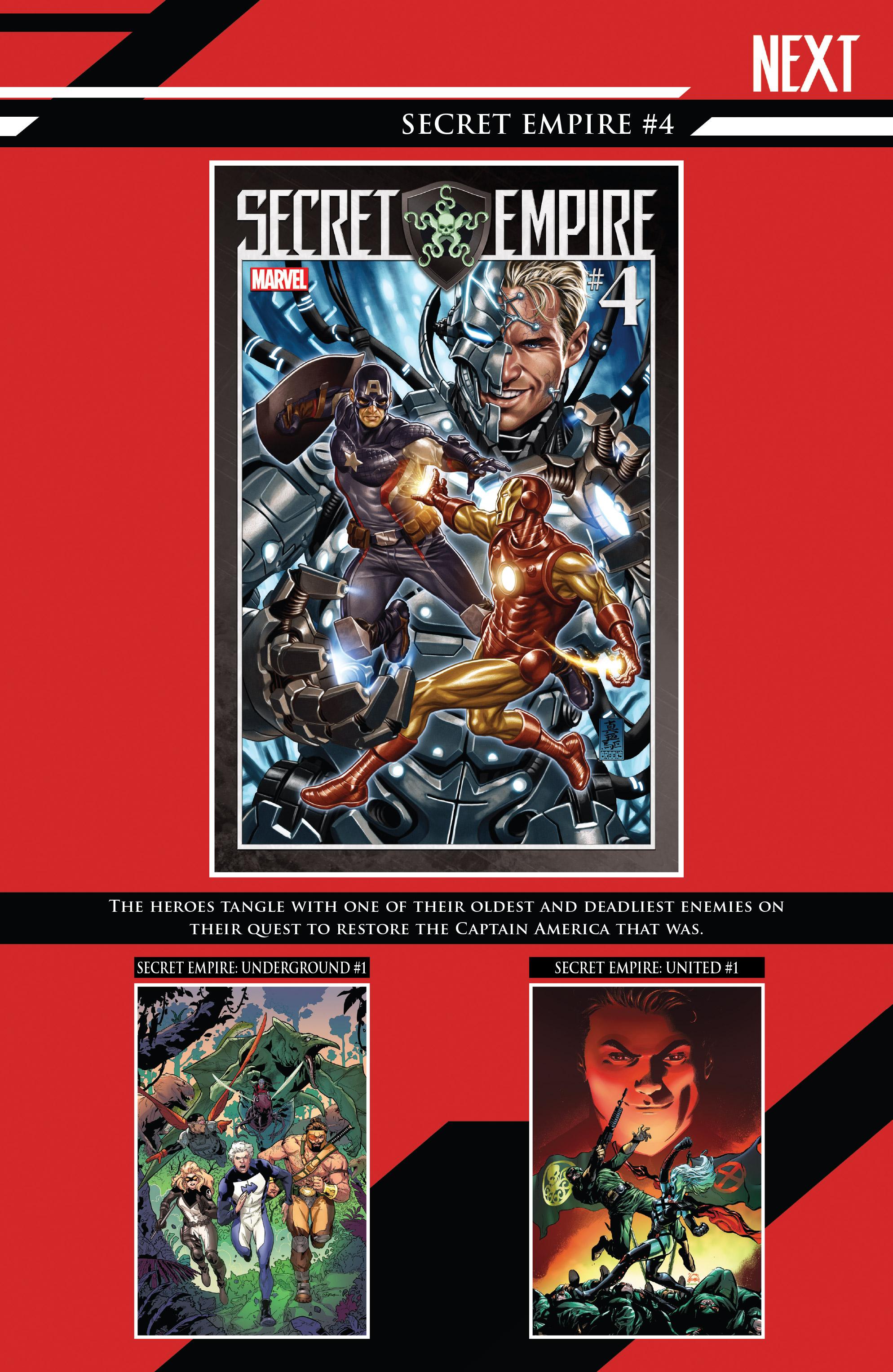 Read online Secret Empire: Uprising comic -  Issue # Full - 33