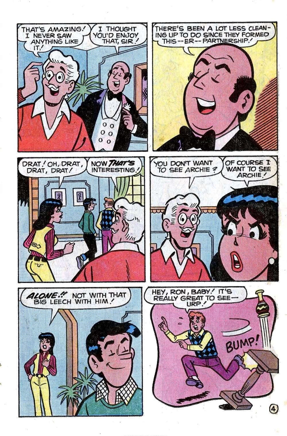 Read online Archie (1960) comic -  Issue #281 - 23