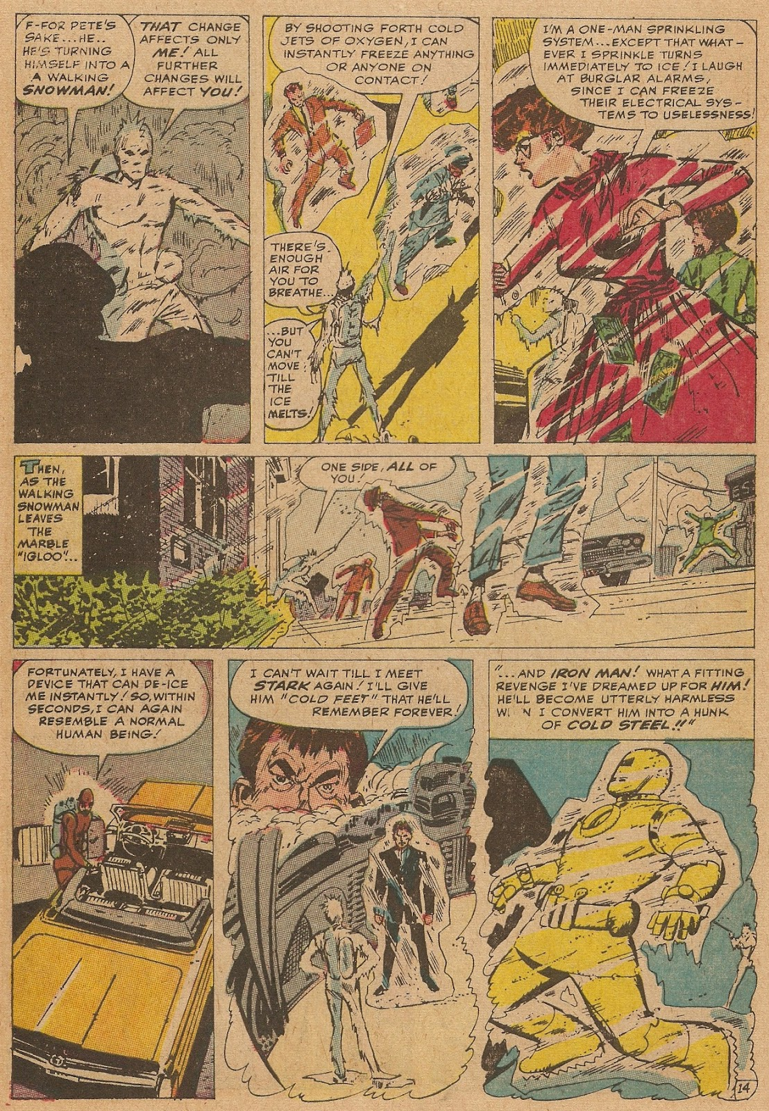 Marvel Collectors' Item Classics issue 8 - Page 42