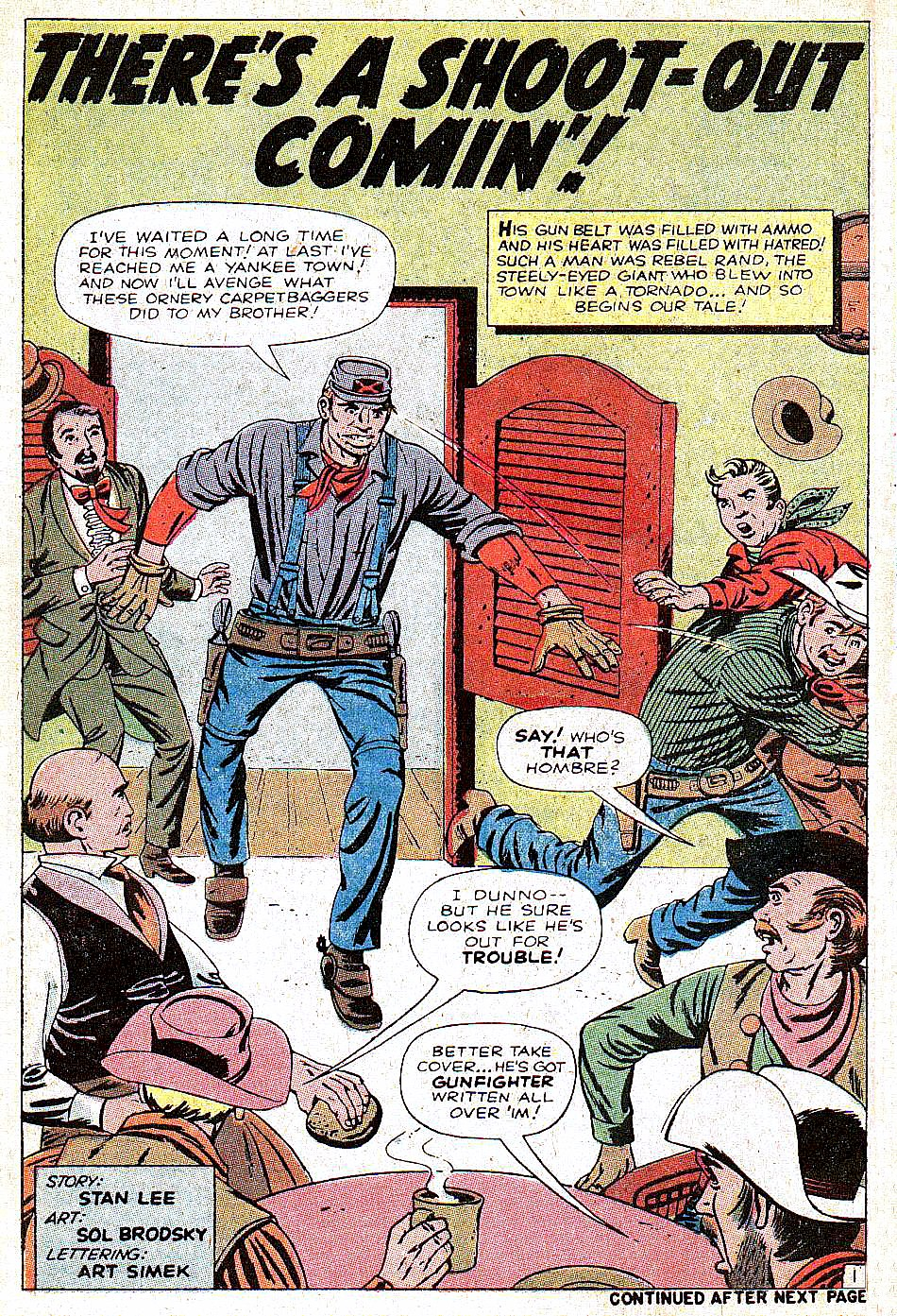 Western Gunfighters issue 1 - Page 27