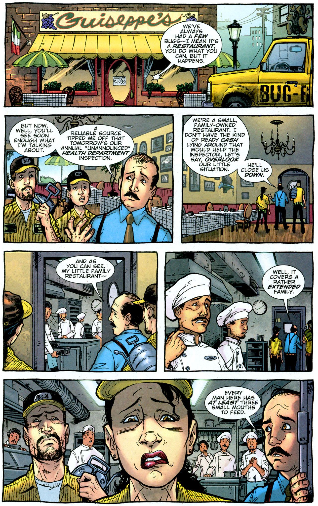 Read online The Exterminators comic -  Issue #14 - 10