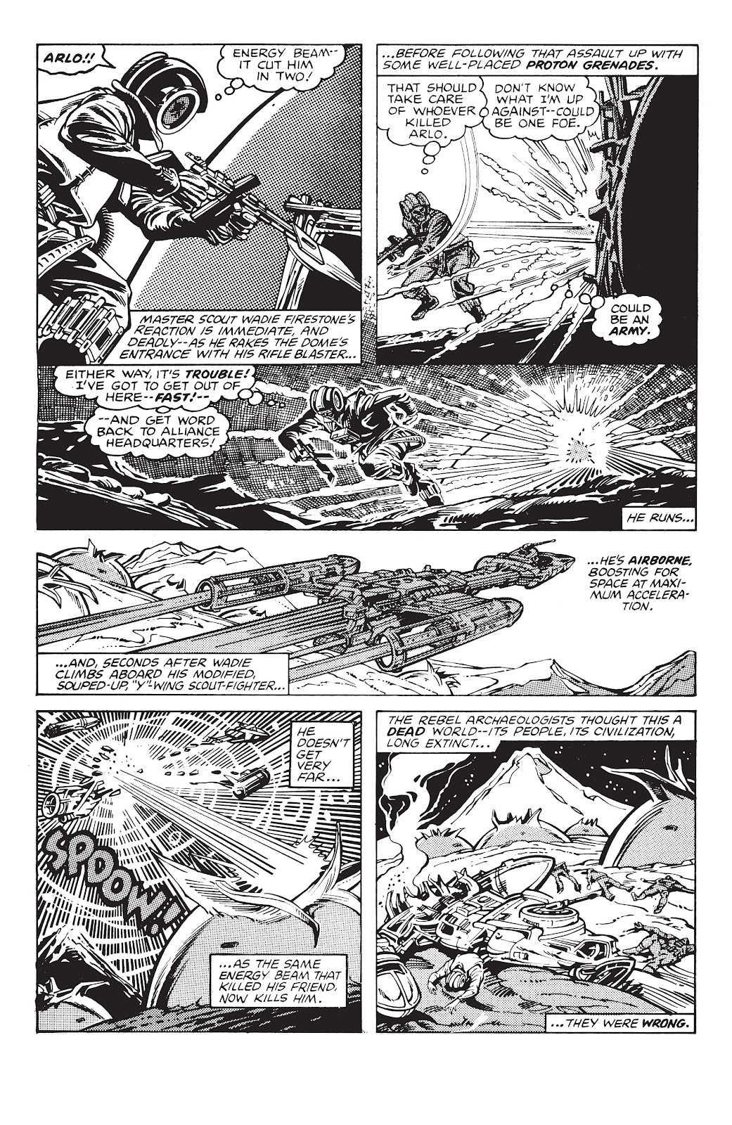 Read online Star Wars Legends: The Original Marvel Years - Epic Collection comic -  Issue # TPB 2 (Part 4) - 80