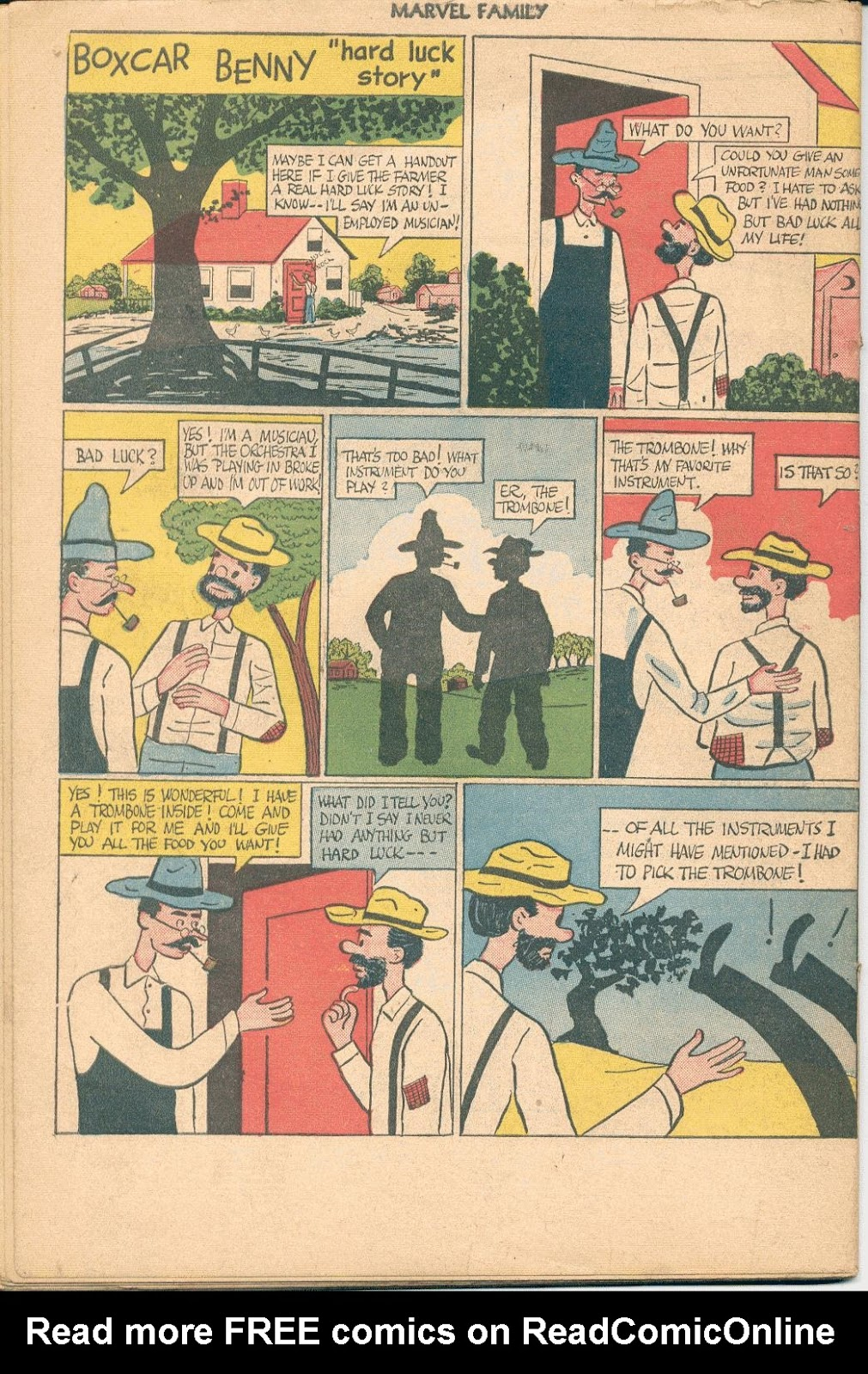 The Marvel Family issue 51 - Page 48