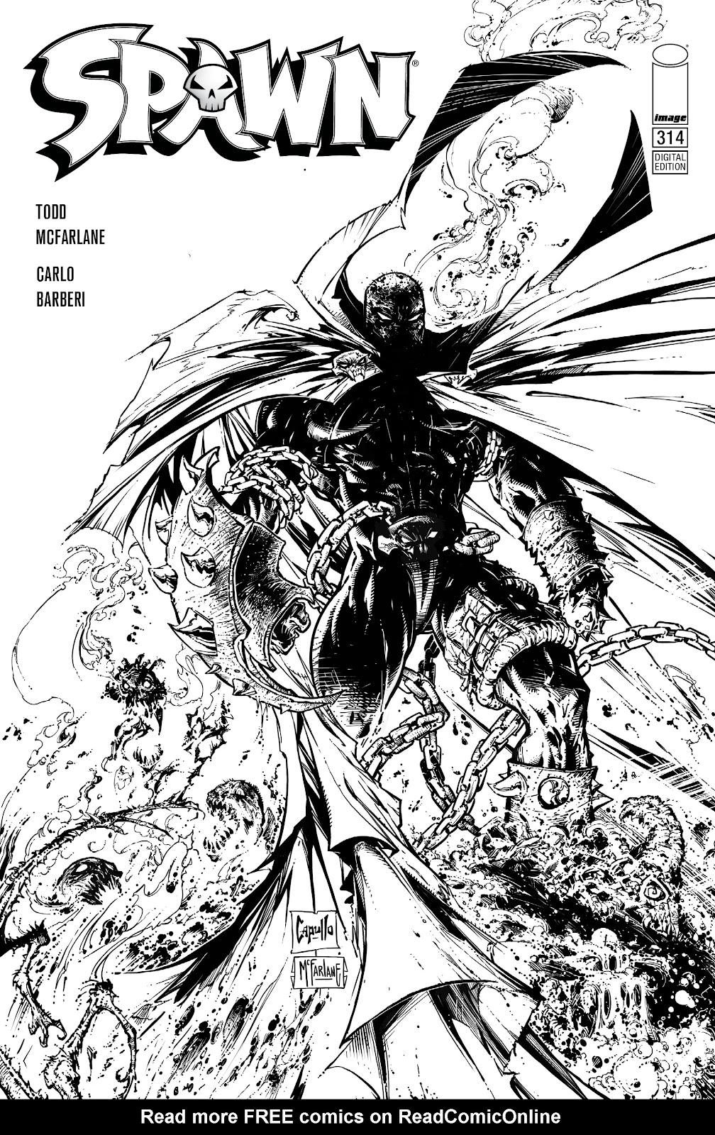 Spawn issue 314 - Page 32