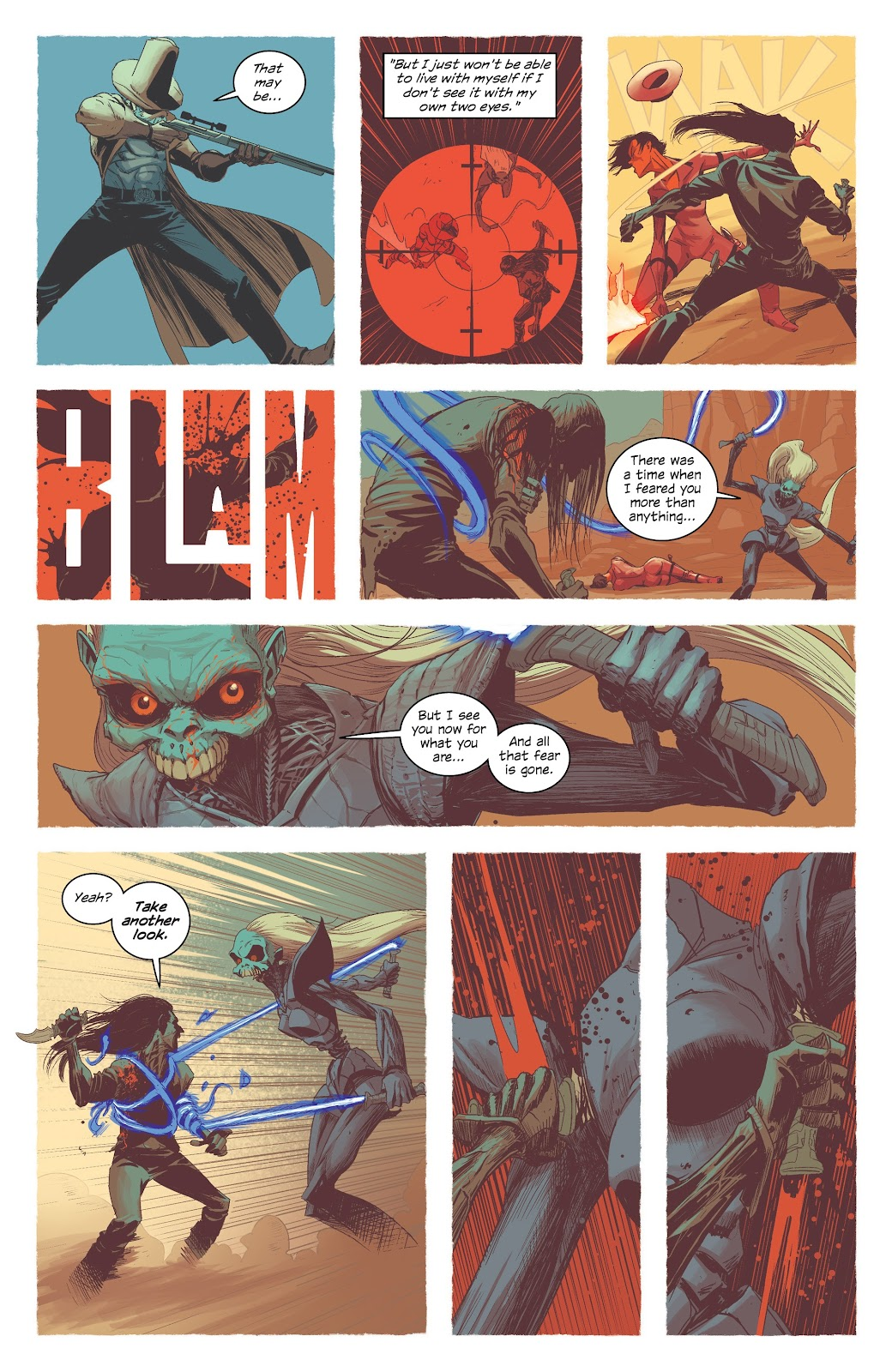 Read online East Of West comic -  Issue #42 - 15