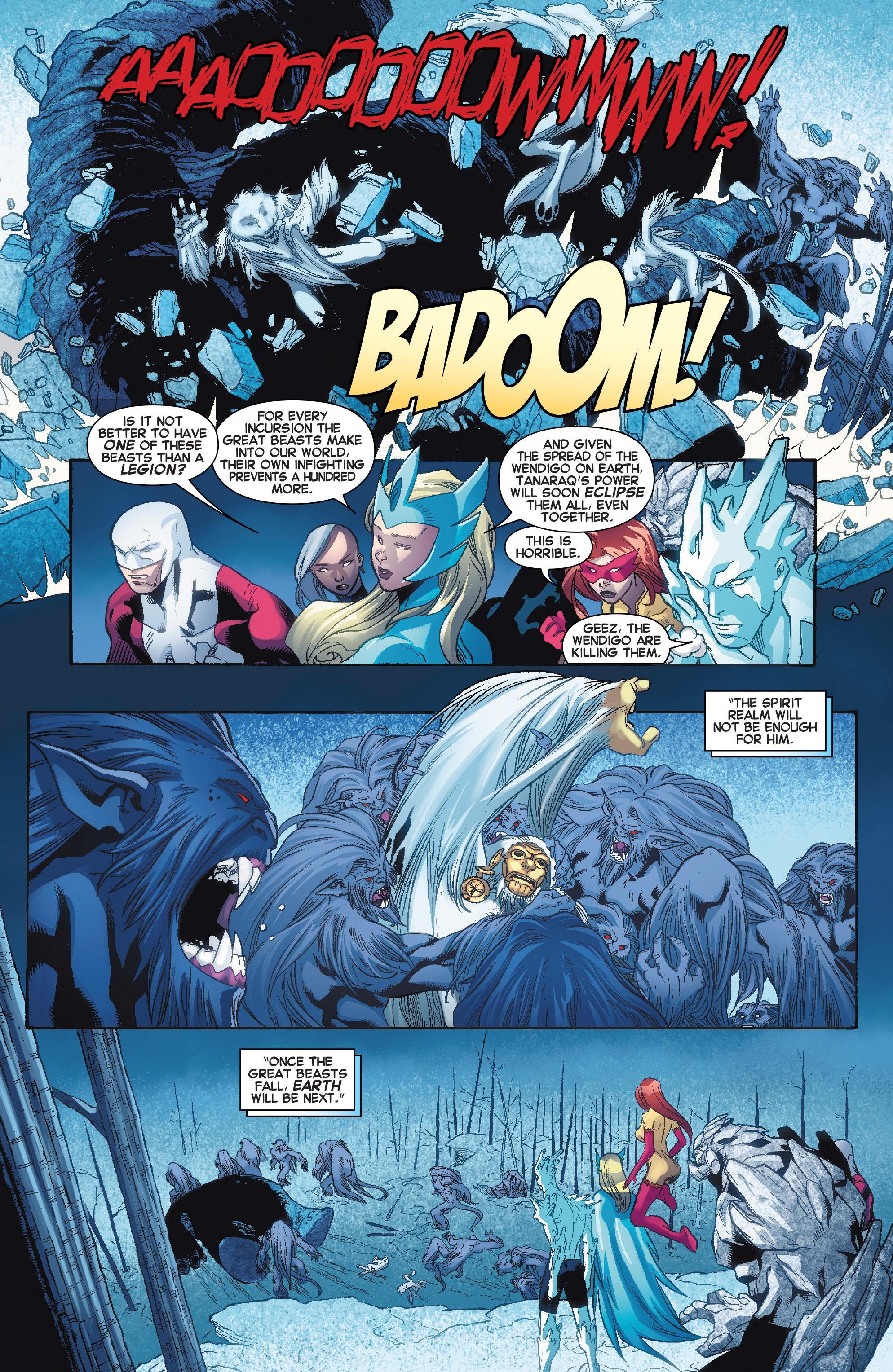 Read online Amazing X-Men (2014) comic -  Issue #11 - 10