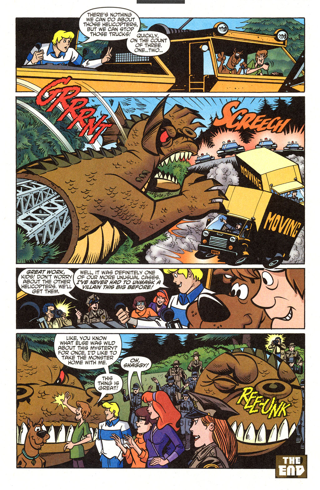 Read online Scooby-Doo (1997) comic -  Issue #96 - 11