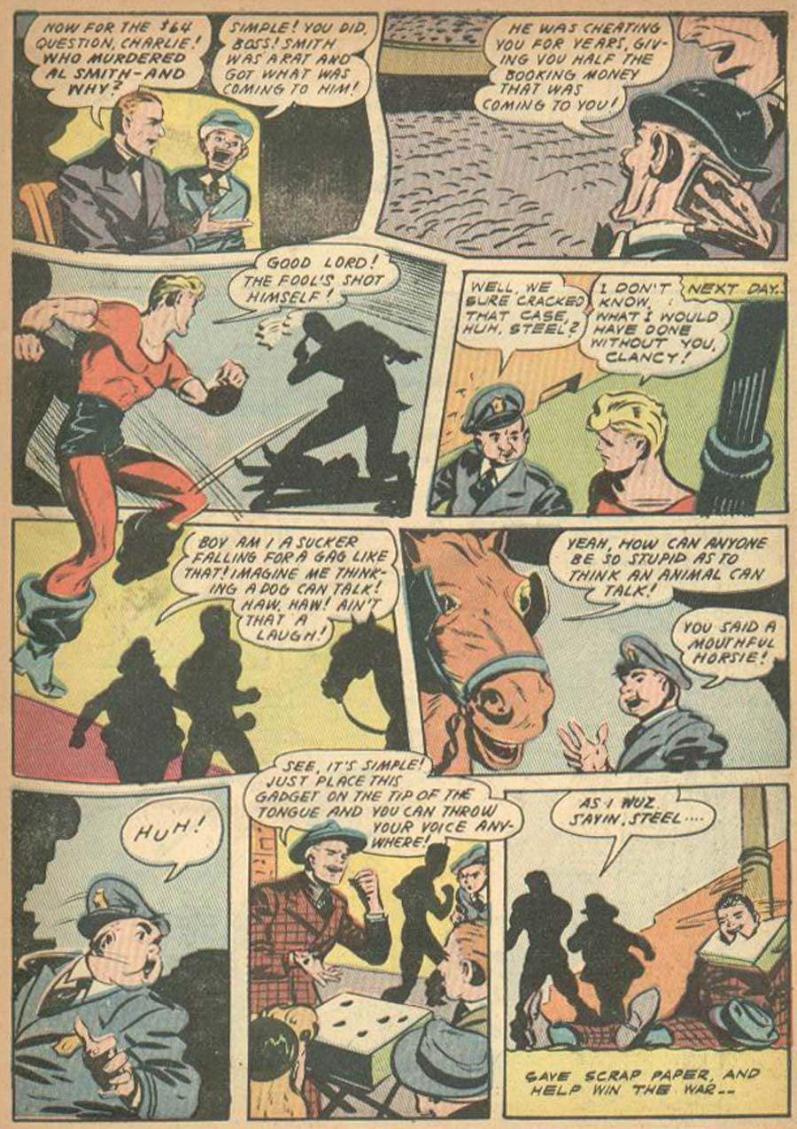 Zip Comics issue 47 - Page 40