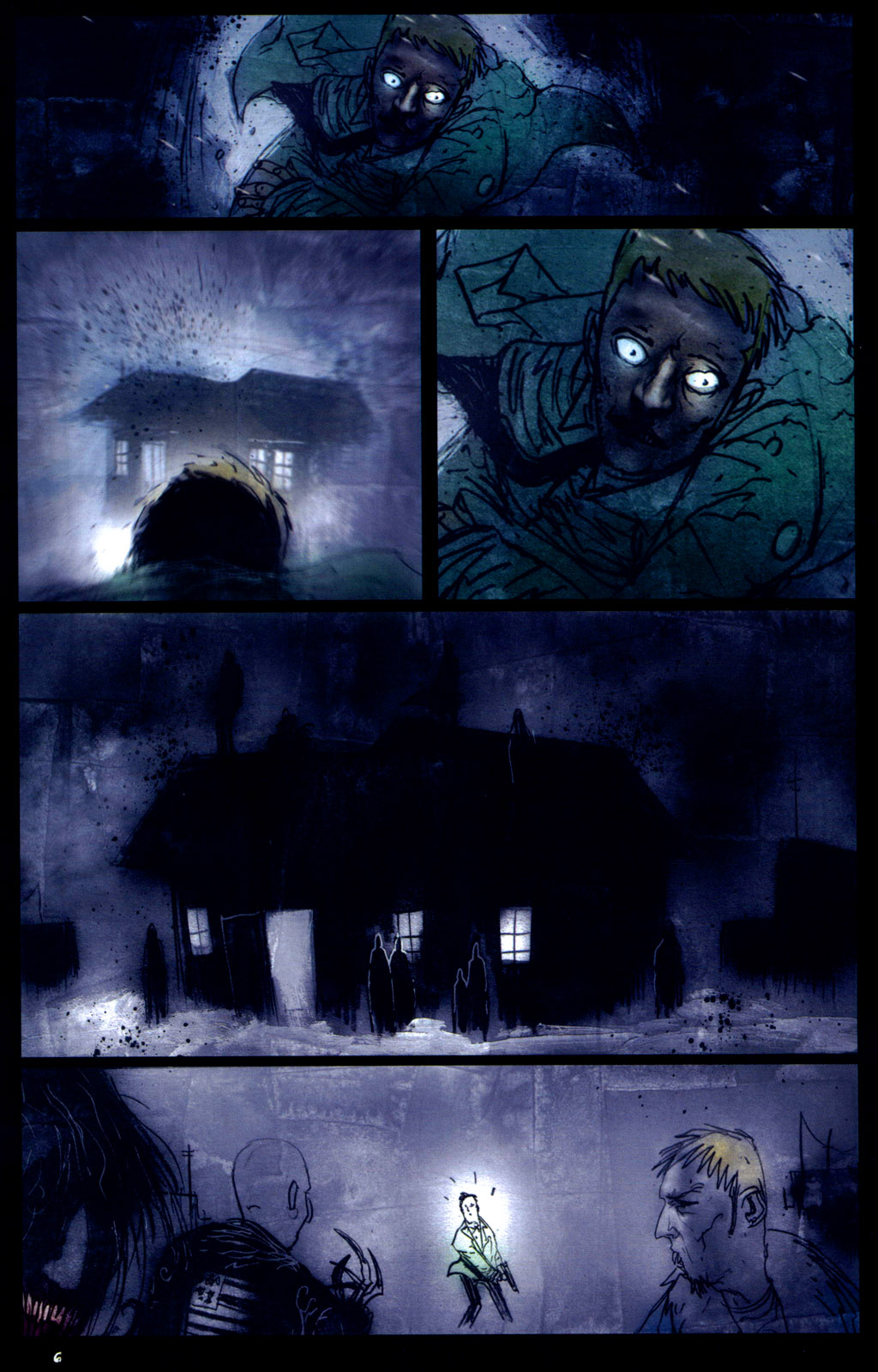 Read online 30 Days of Night: Return to Barrow comic -  Issue #6 - 8