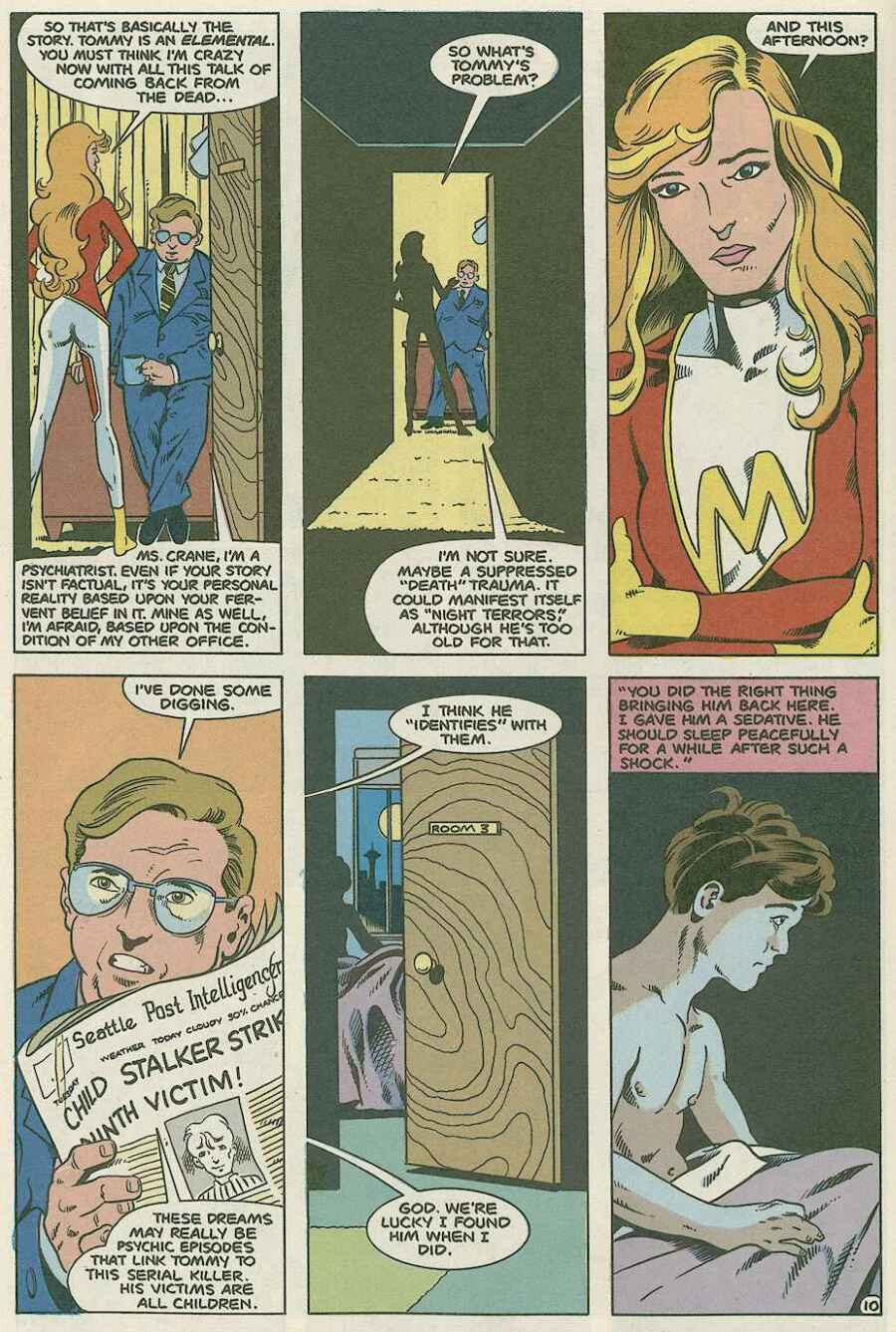 Elementals (1984) issue Special 1 - Page 13