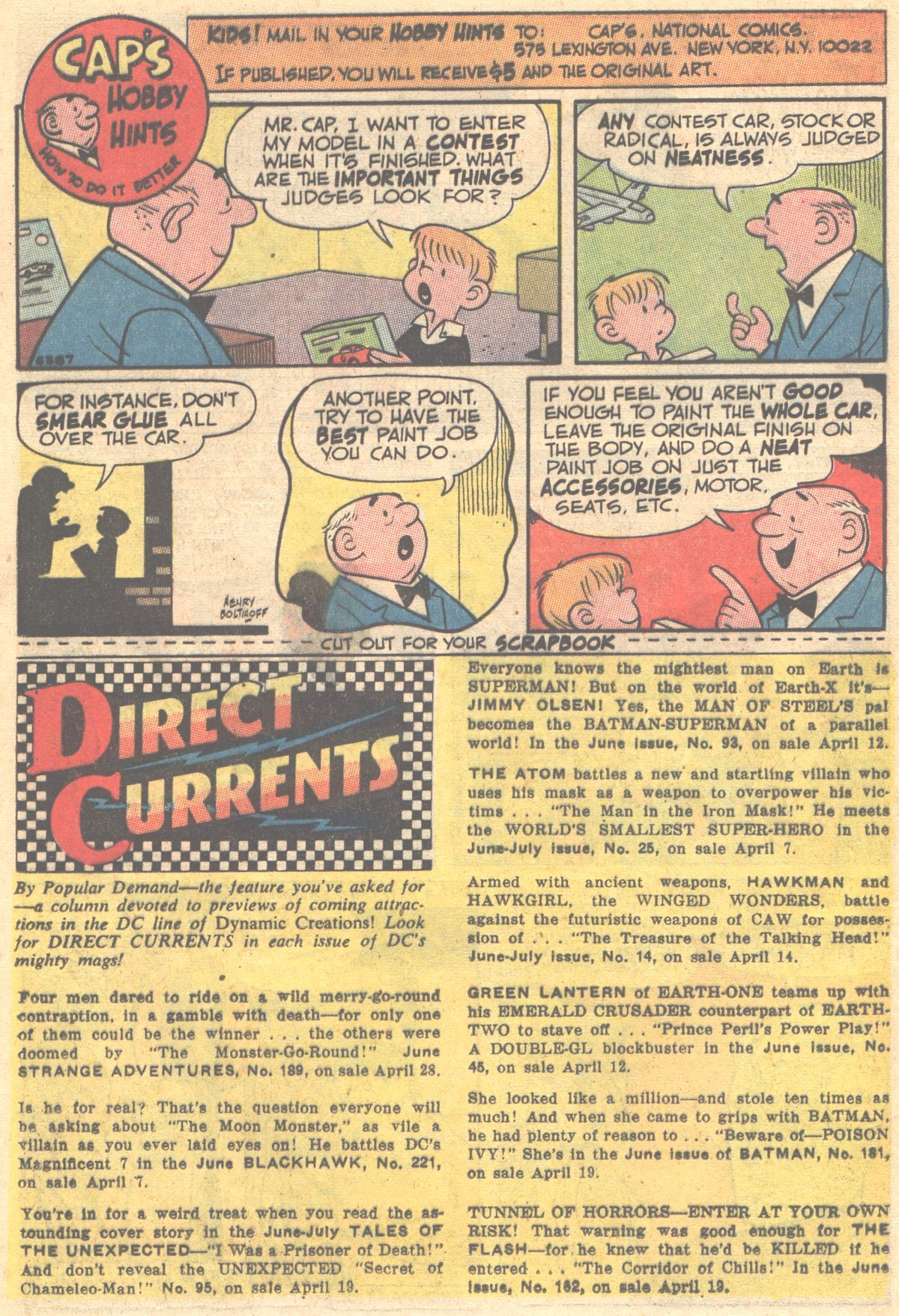 Read online Adventure Comics (1938) comic -  Issue #344 - 13