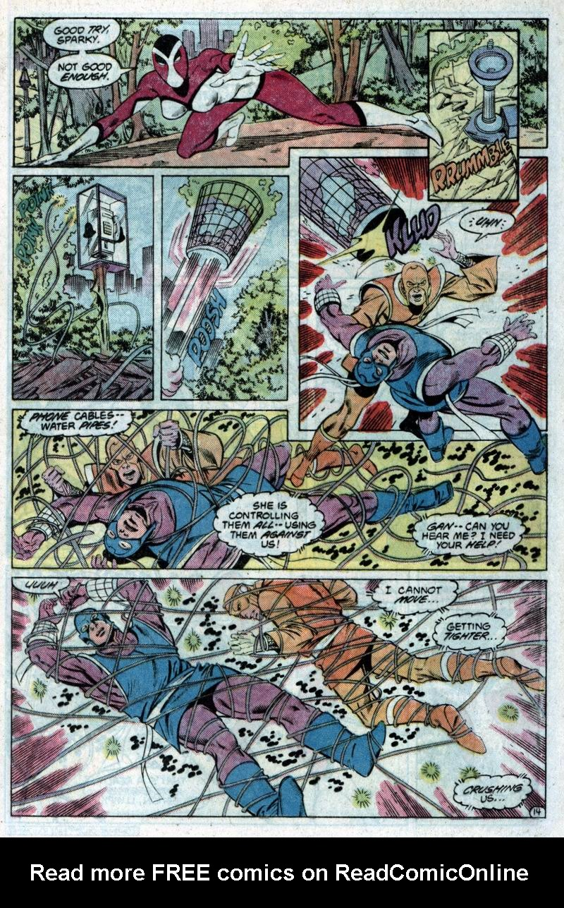 Teen Titans Spotlight issue 17 - Page 15