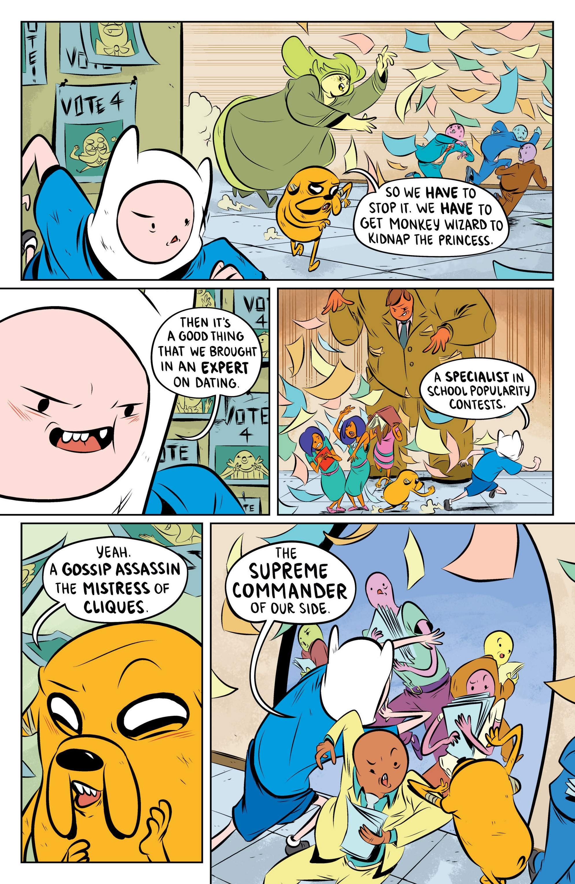 Read online Adventure Time: The Flip Side comic -  Issue #4 - 13
