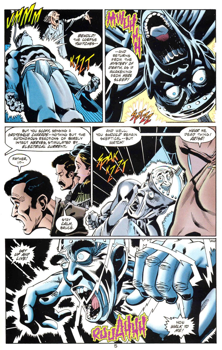 Read online Batman: Haunted Gotham comic -  Issue #1 - 7